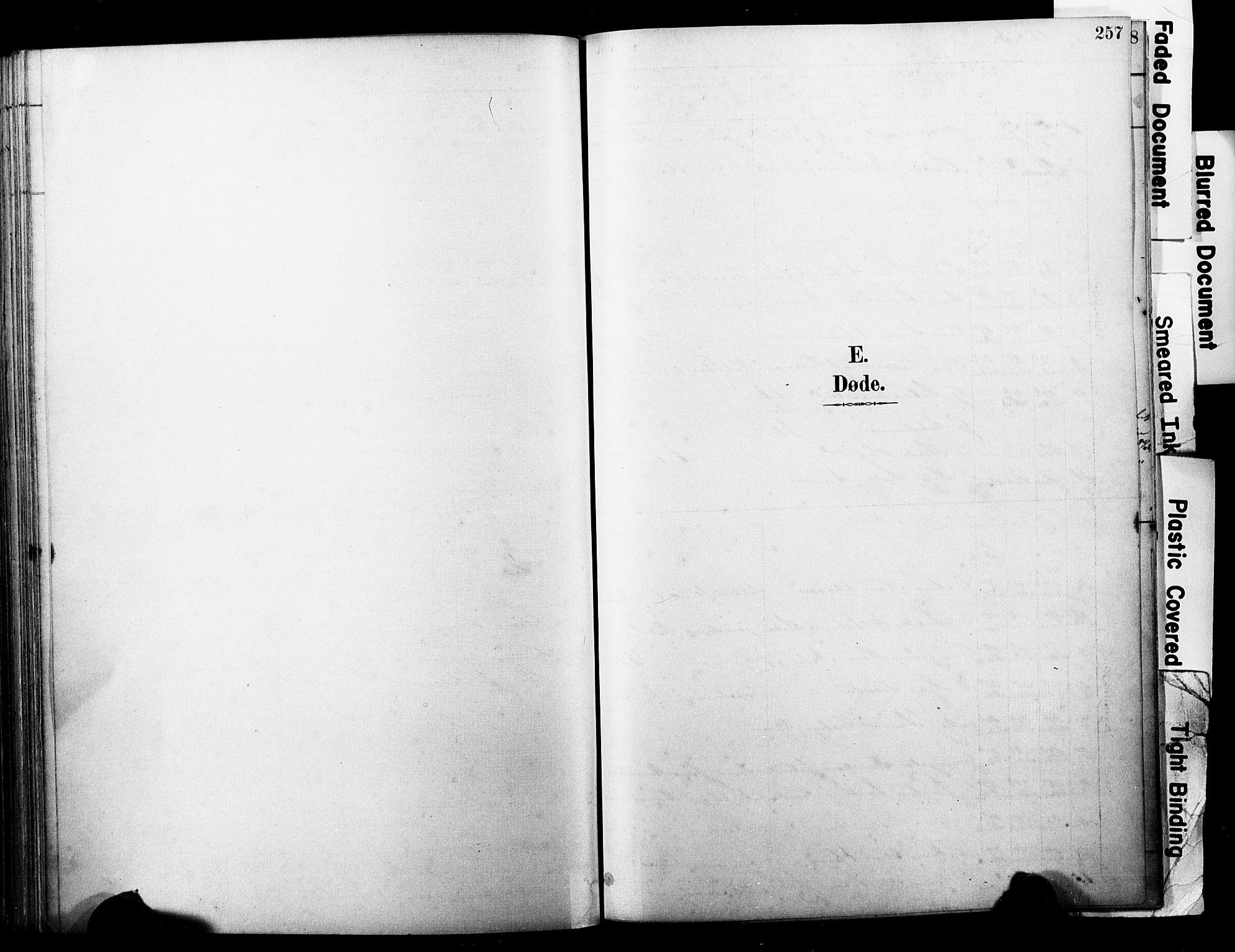 SAKO, Horten kirkebøker, F/Fa/L0004: Parish register (official) no. 4, 1888-1895, p. 257
