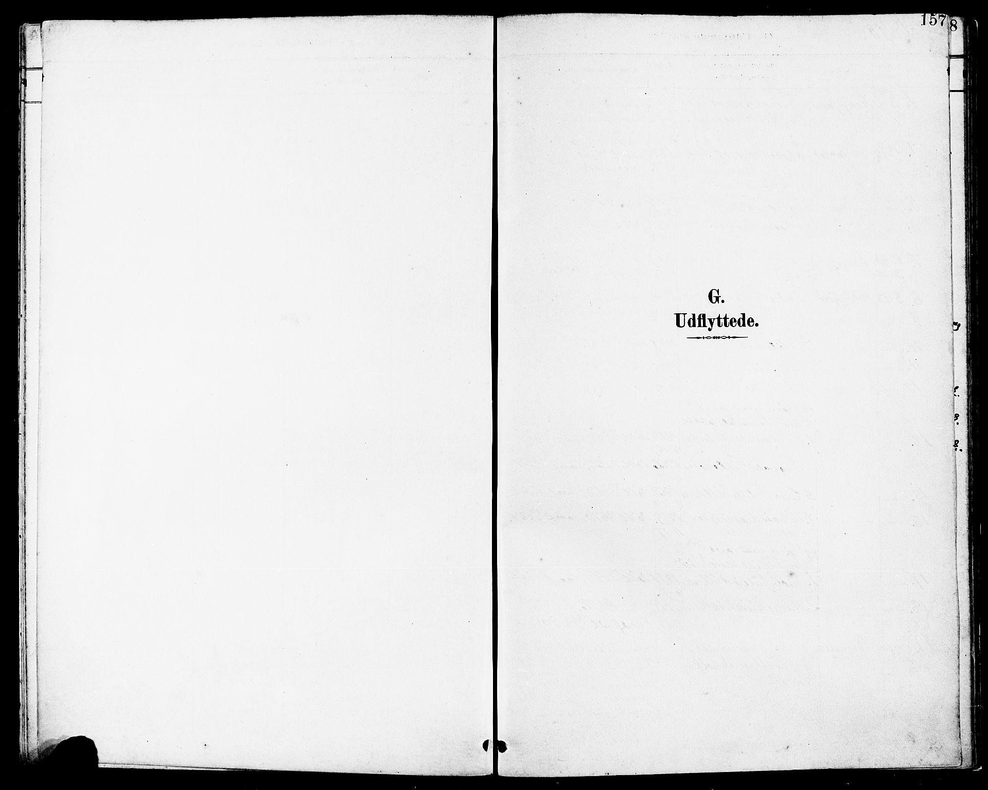SAST, Høyland sokneprestkontor, 30BA/L0014: Parish register (official) no. A 12, 1890-1898, p. 157