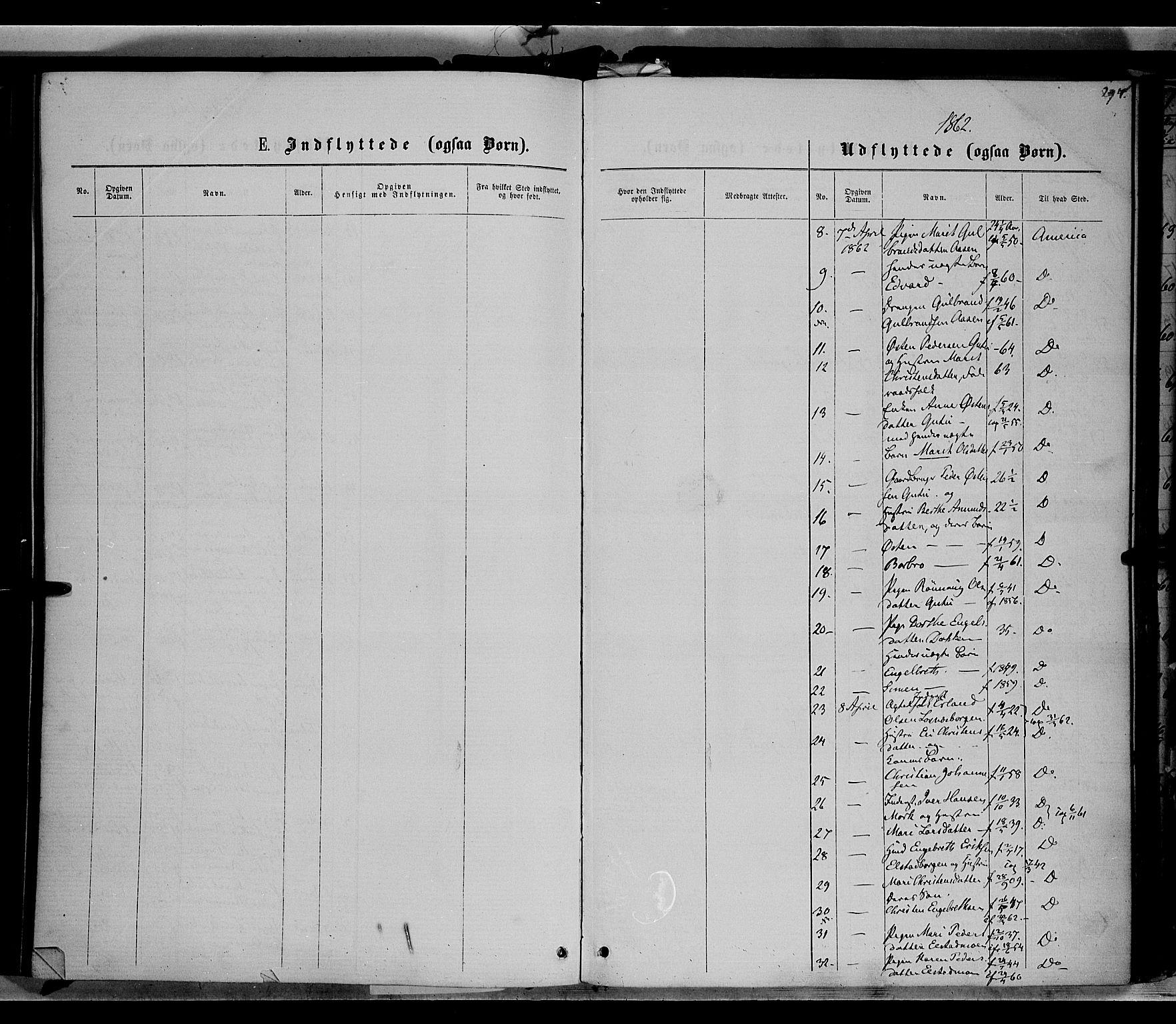 SAH, Ringebu prestekontor, Parish register (official) no. 7, 1860-1877, p. 294