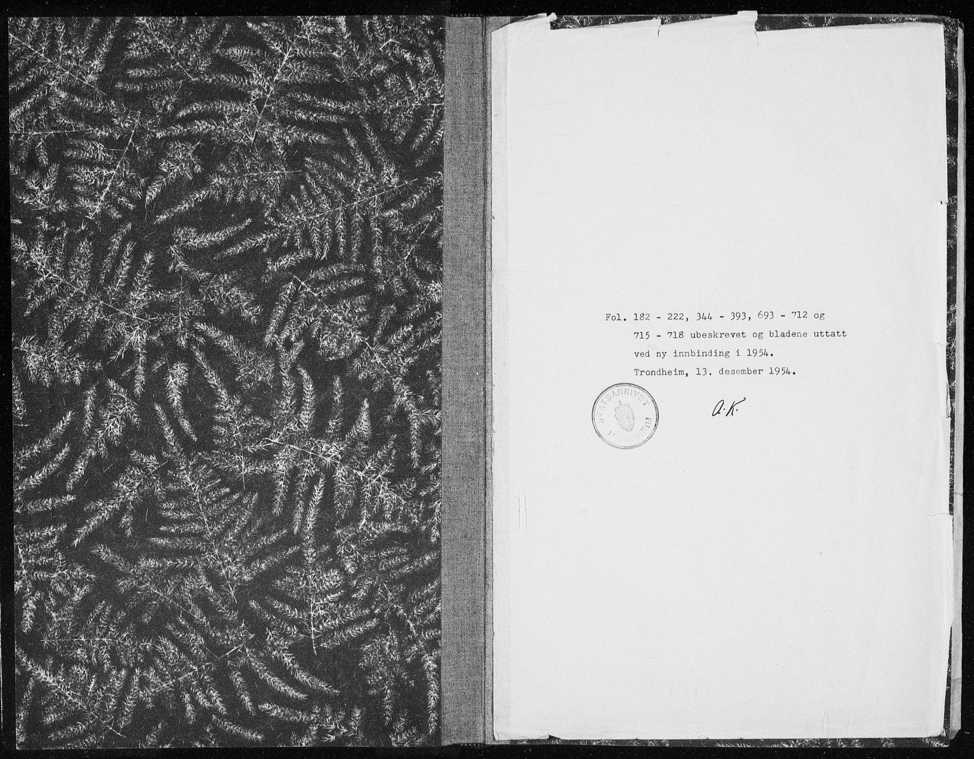 SAT, Ministerialprotokoller, klokkerbøker og fødselsregistre - Nord-Trøndelag, 709/L0074: Parish register (official) no. 709A14, 1845-1858
