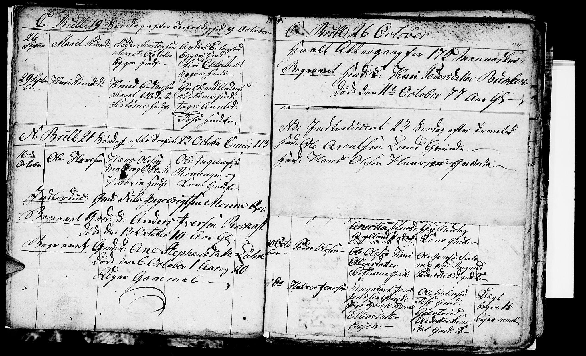 SAT, Ministerialprotokoller, klokkerbøker og fødselsregistre - Sør-Trøndelag, 692/L1109: Parish register (copy) no. 692C04, 1825-1827