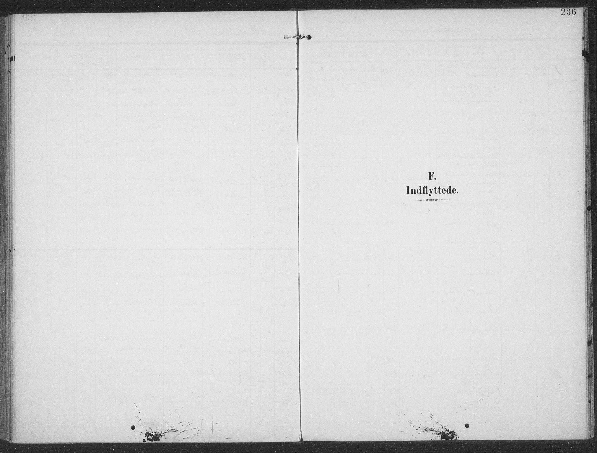 SAT, Ministerialprotokoller, klokkerbøker og fødselsregistre - Møre og Romsdal, 513/L0178: Parish register (official) no. 513A05, 1906-1919, p. 236