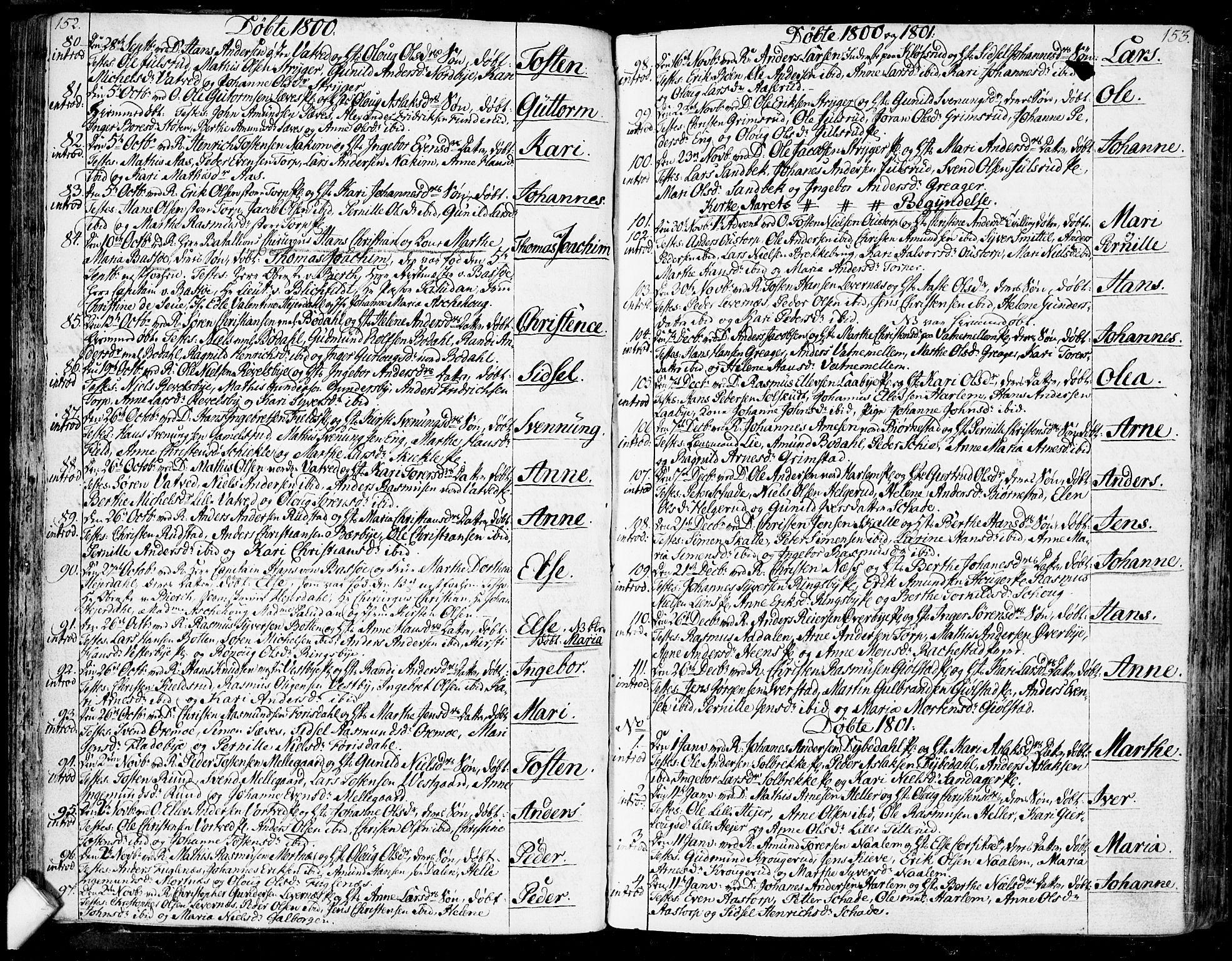 SAO, Rakkestad prestekontor Kirkebøker, F/Fa/L0005: Parish register (official) no. I 5, 1784-1814, p. 152-153