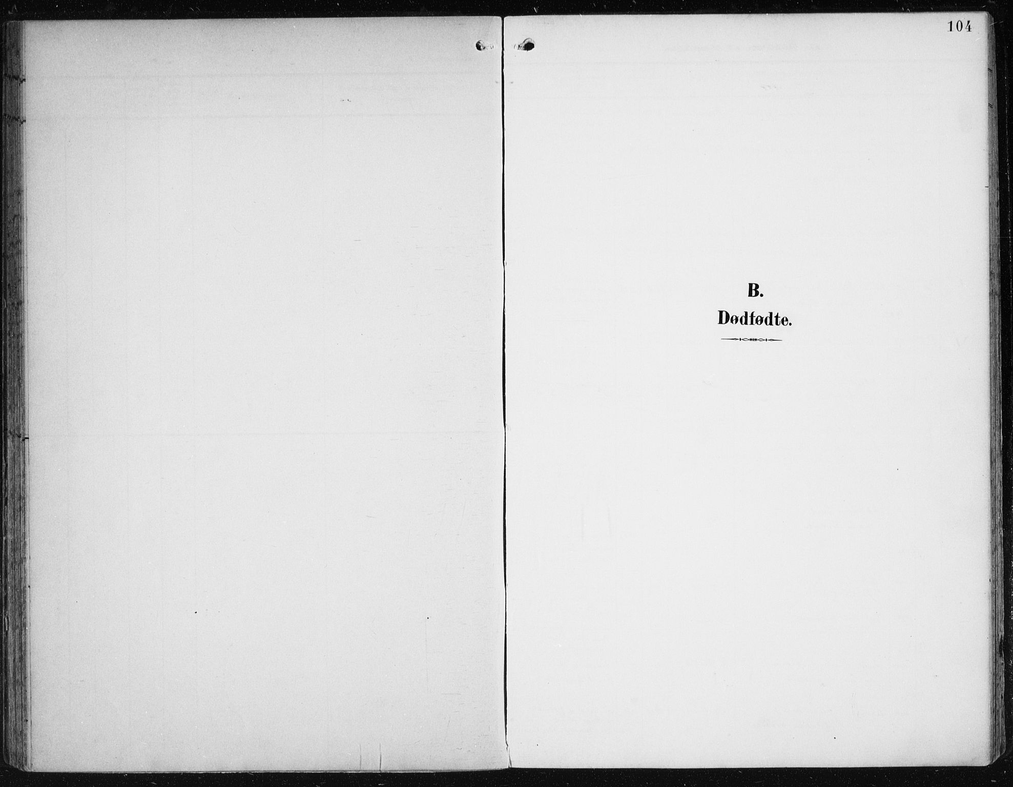 SAB, Fana Sokneprestembete, H/Haa/Haai/L0003: Parish register (official) no. I 3, 1900-1912, p. 104