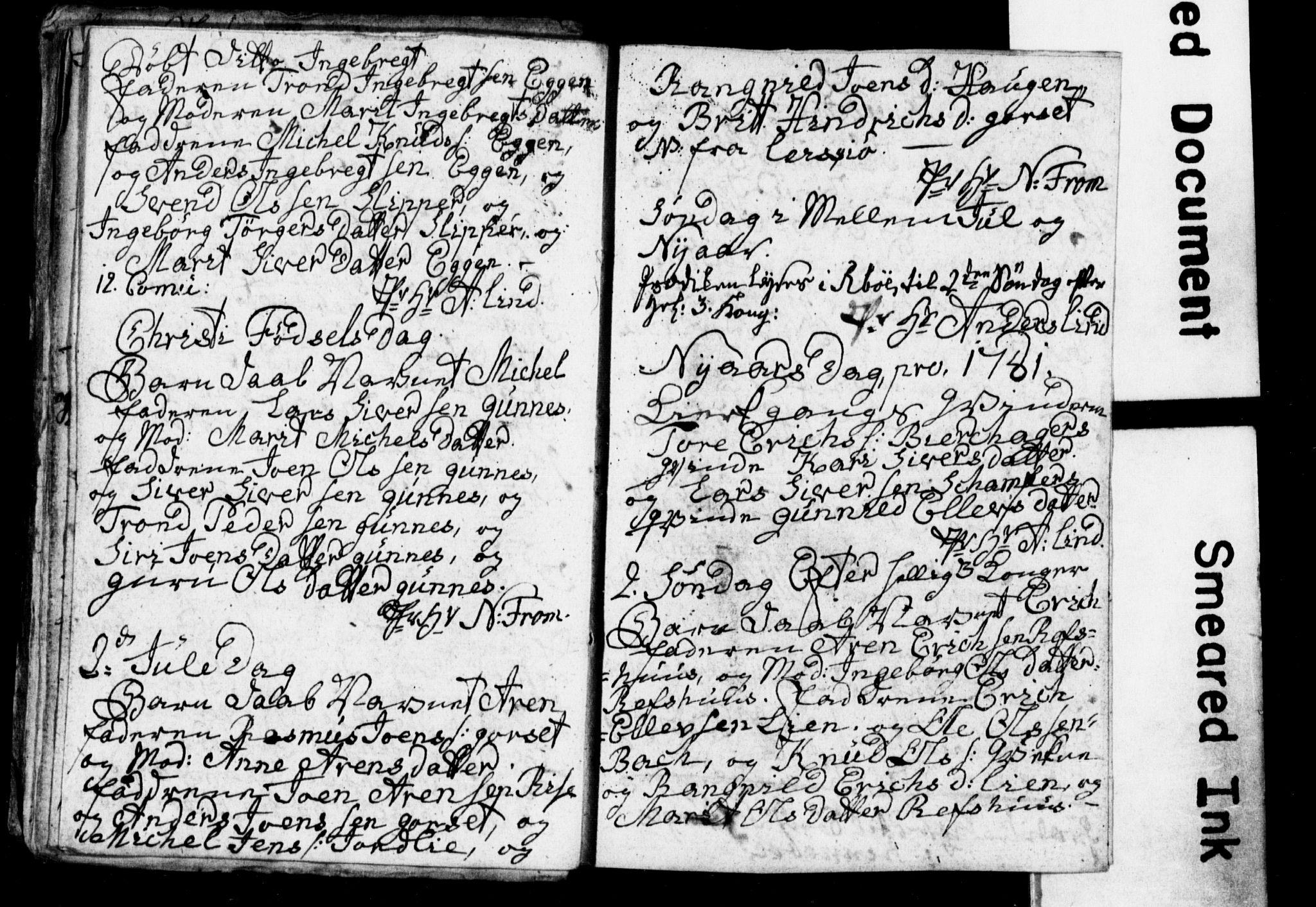 SAT, Ministerialprotokoller, klokkerbøker og fødselsregistre - Sør-Trøndelag, 674/L0879: Parish register (copy) no. 674C06, 1775-1783