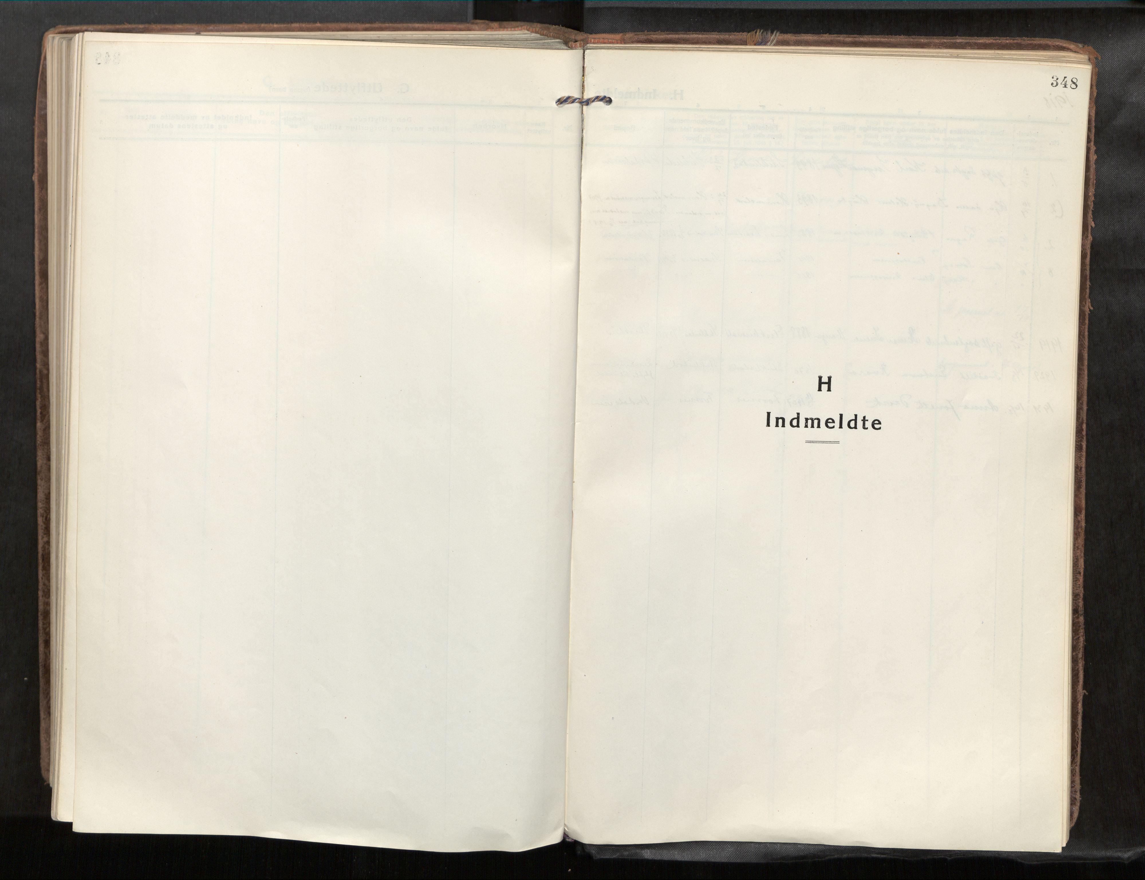 SAT, Verdal sokneprestkontor*, Parish register (official) no. 1, 1917-1932, p. 348