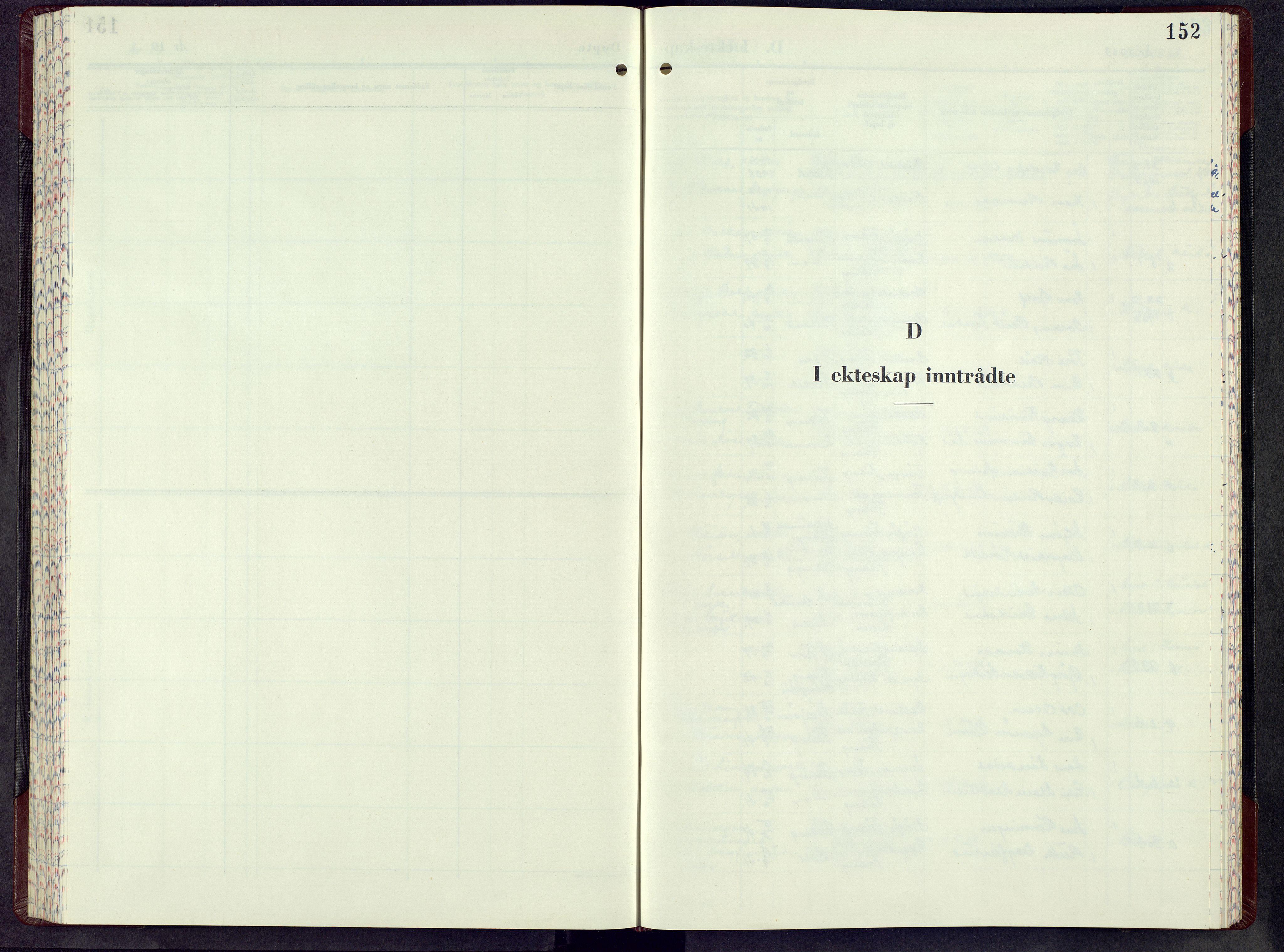 SAH, Fåberg prestekontor, H/Ha/Hab/L0020: Parish register (copy) no. 20, 1961-1968, p. 152