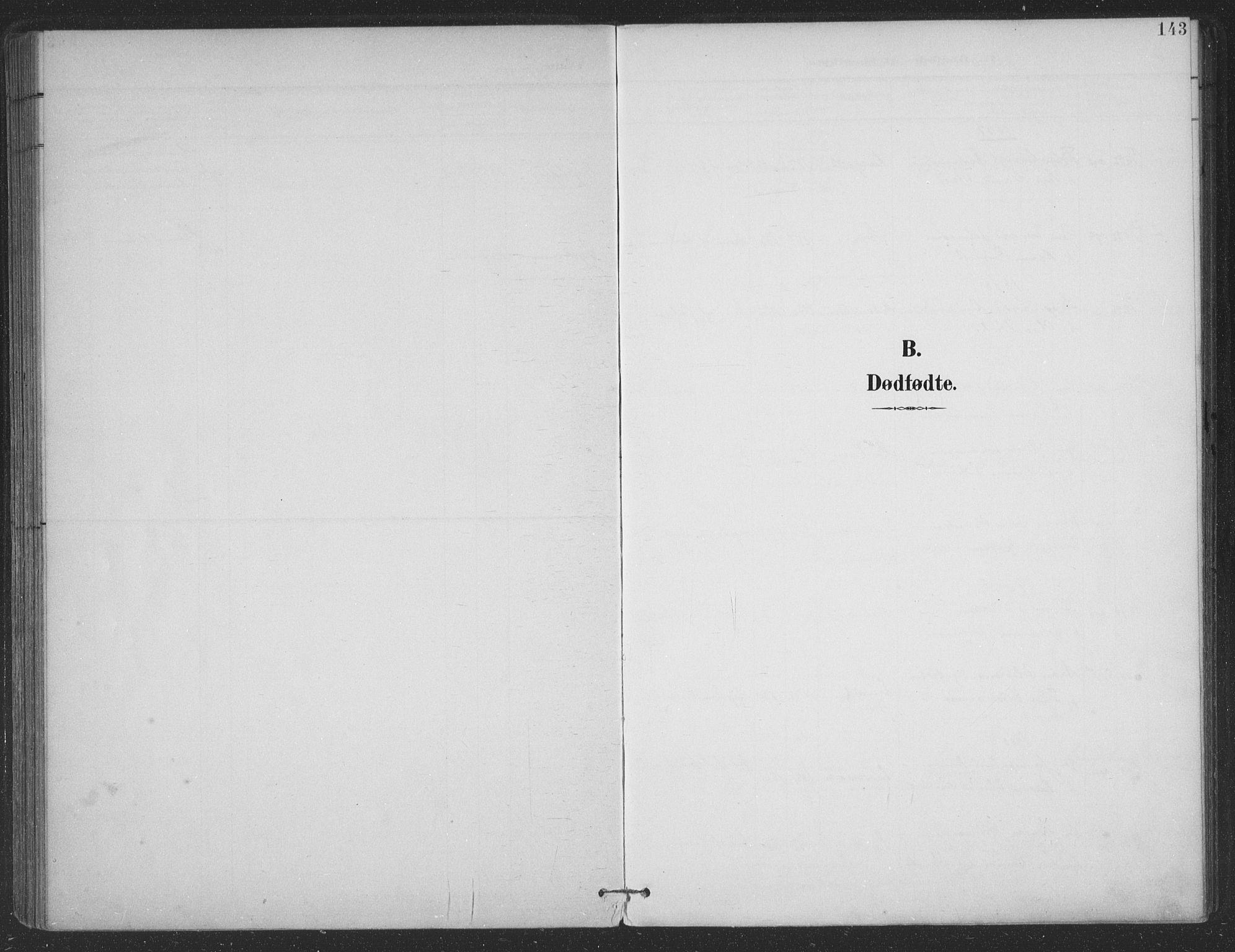 SAT, Ministerialprotokoller, klokkerbøker og fødselsregistre - Nordland, 863/L0899: Parish register (official) no. 863A11, 1897-1906, p. 143