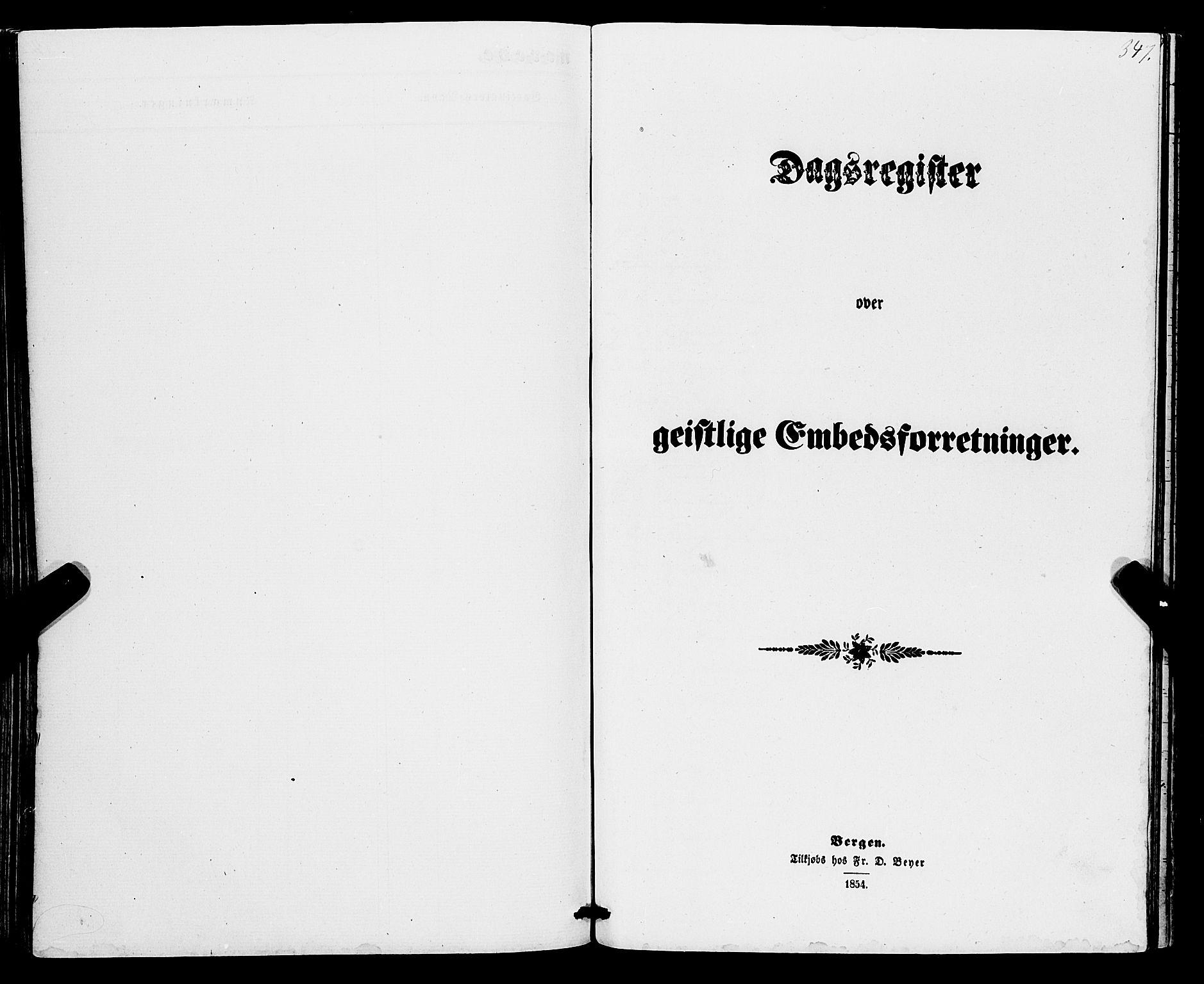 SAB, Os sokneprestembete*, Parish register (official) no. A 17, 1860-1873, p. 347