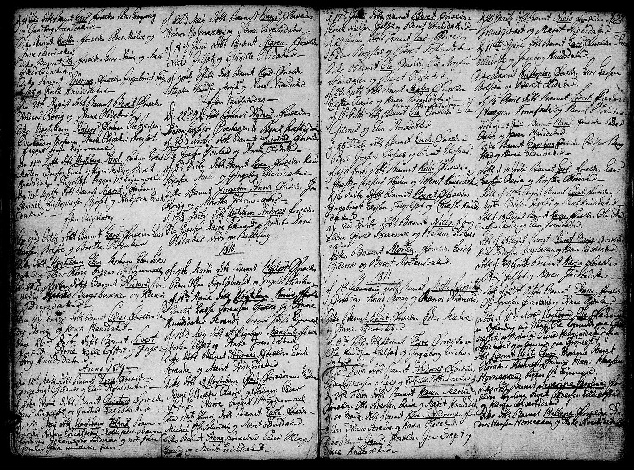 SAT, Ministerialprotokoller, klokkerbøker og fødselsregistre - Møre og Romsdal, 555/L0649: Parish register (official) no. 555A02 /1, 1795-1821, p. 59