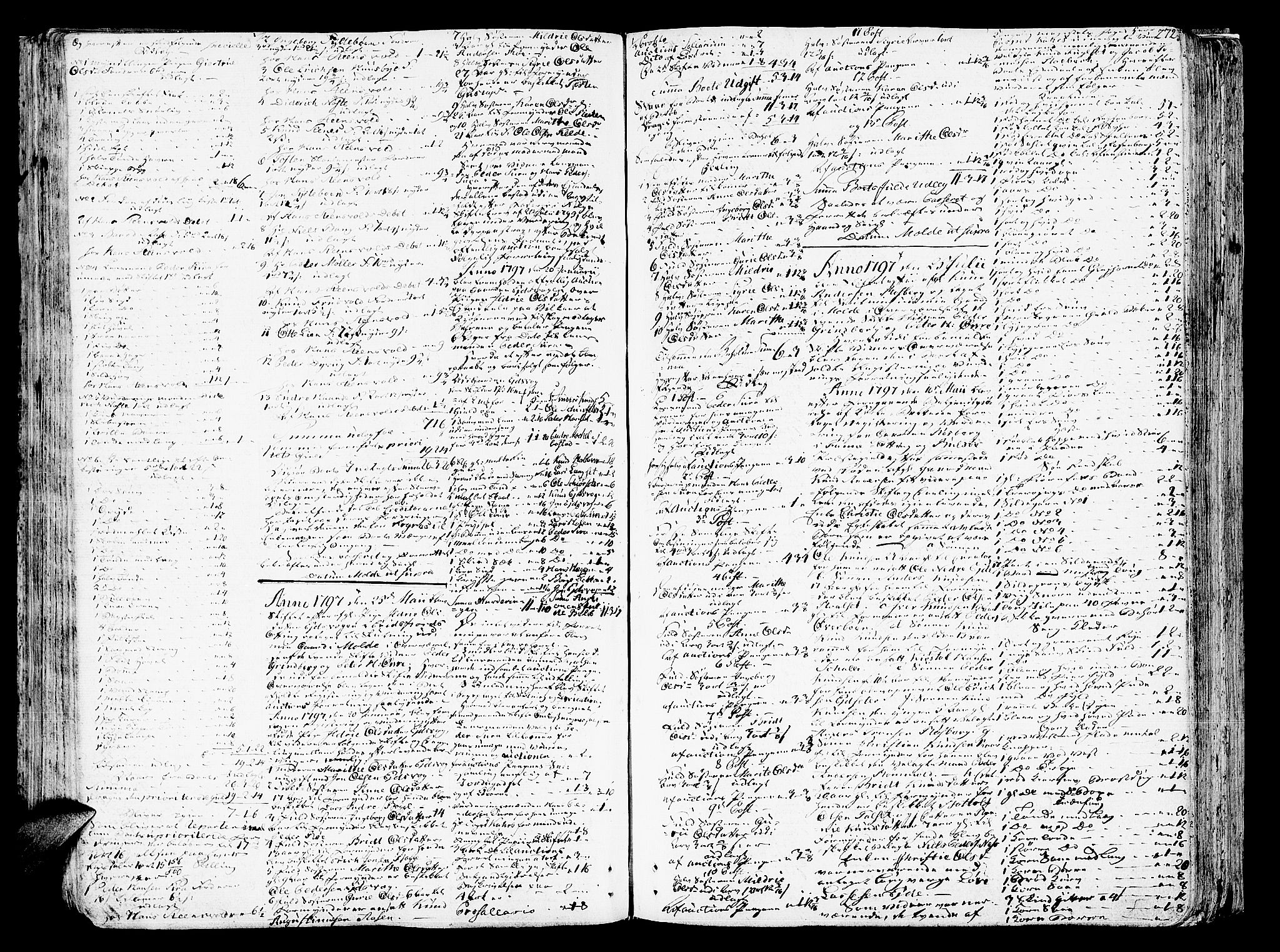 SAT, Romsdal sorenskriveri, 3/3A/L0012: Skifteprotokoll, 1789-1802, p. 271b-272a