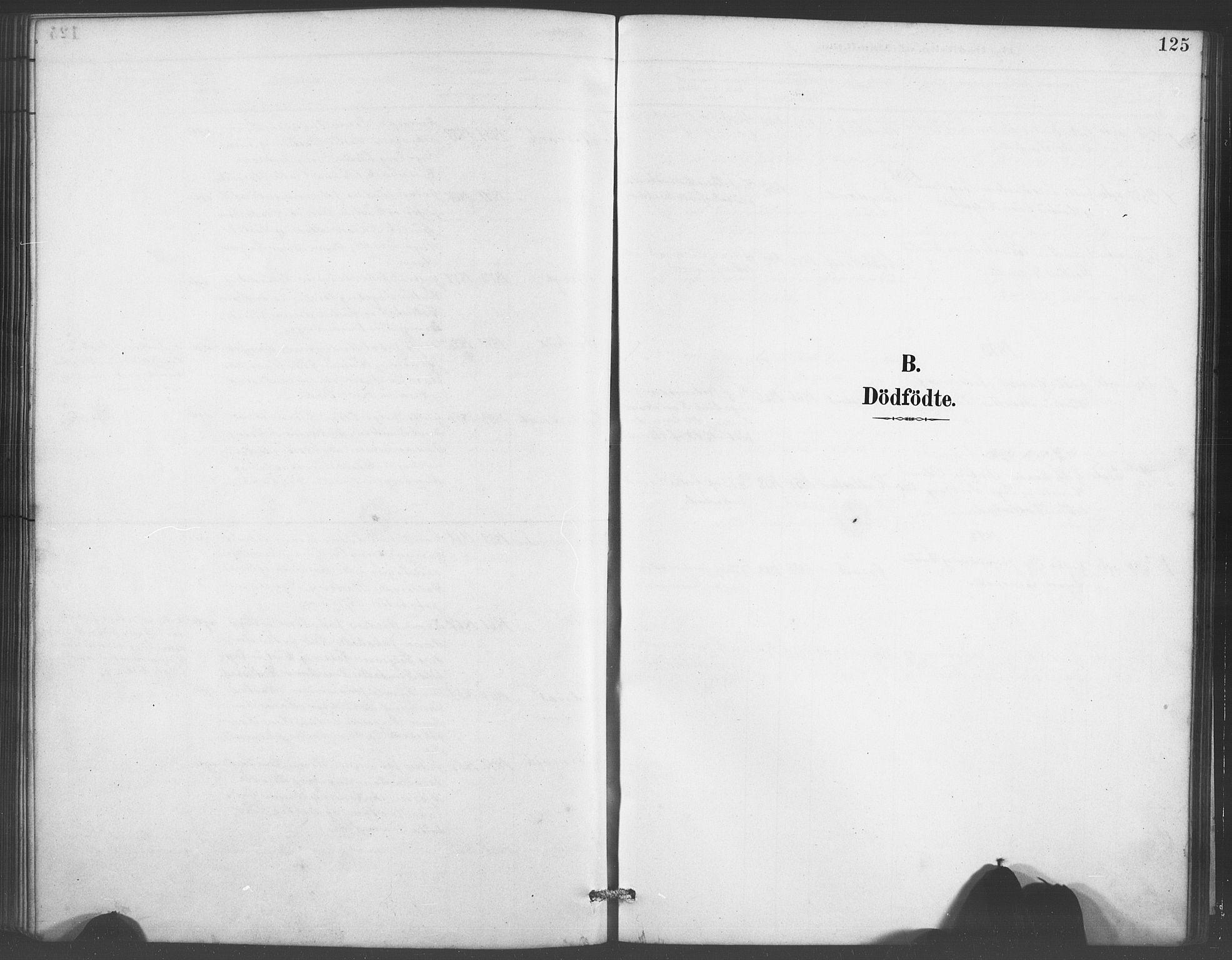 SAB, Evanger sokneprestembete*, Parish register (copy) no. A 4, 1887-1897, p. 125