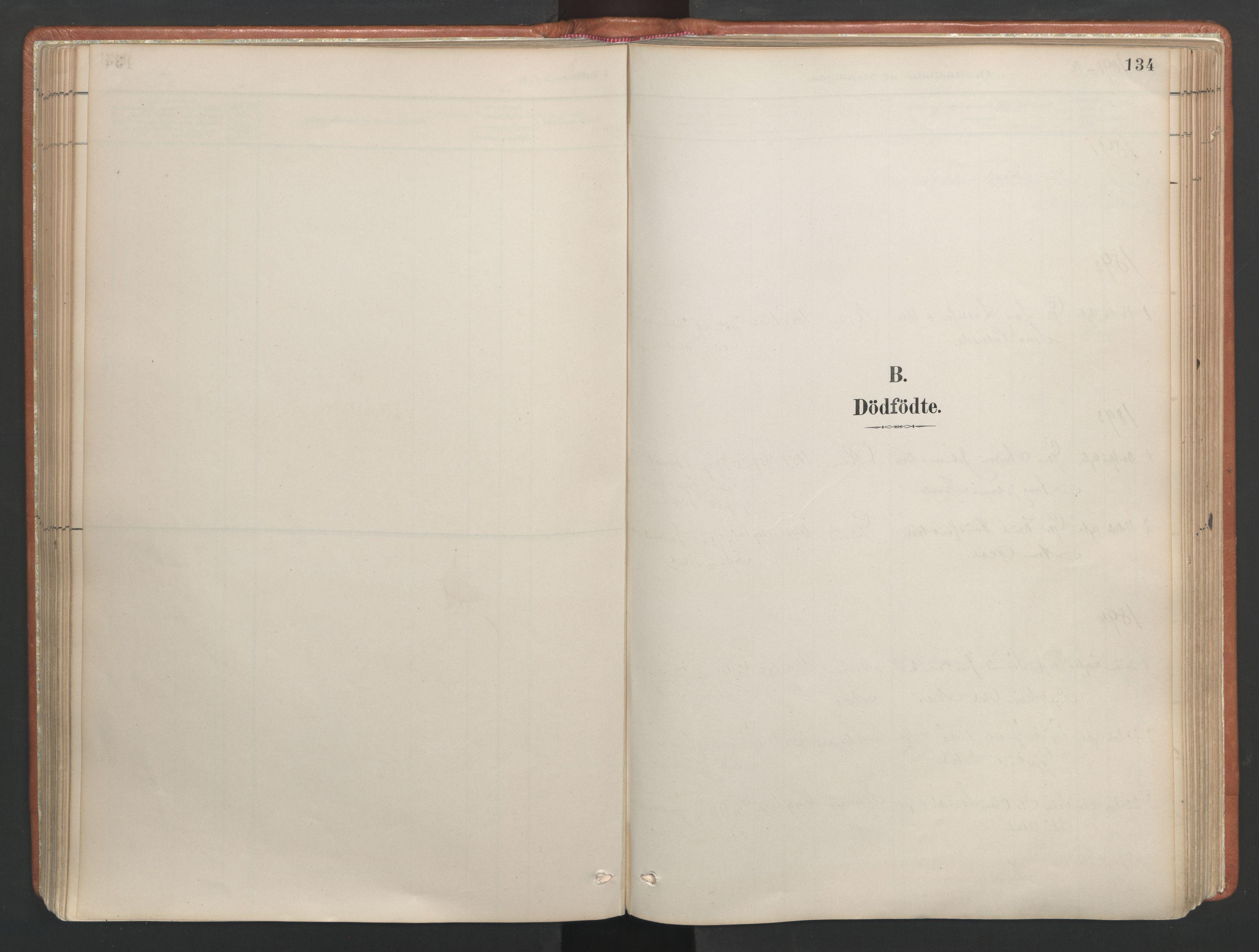 SAT, Ministerialprotokoller, klokkerbøker og fødselsregistre - Møre og Romsdal, 557/L0682: Parish register (official) no. 557A04, 1887-1970, p. 123