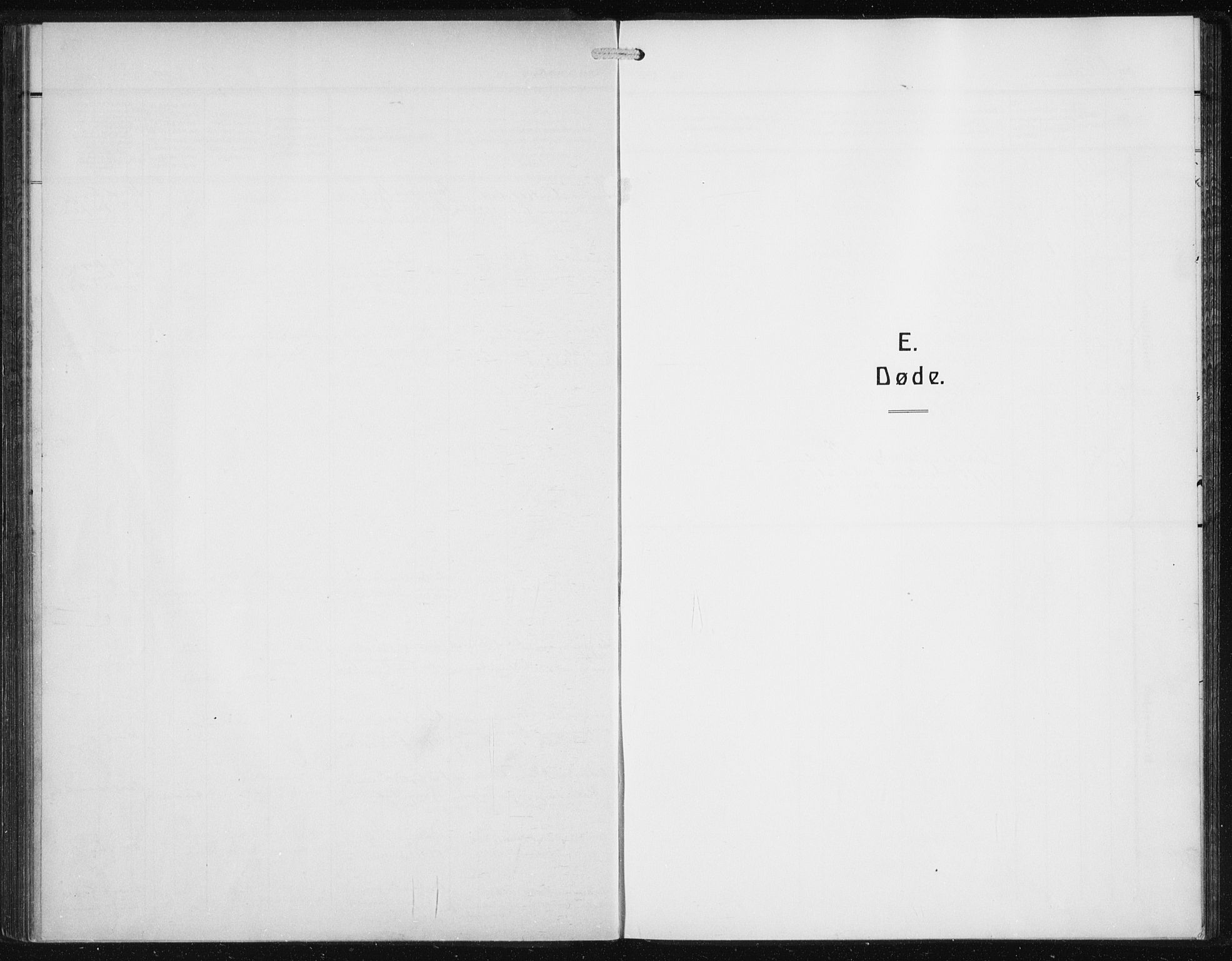 SAB, Privatarkiv 110 - Den norske sjømannsmisjon i utlandet/New York, H/Ha/L0007: Parish register (official) no. A 7, 1915-1923