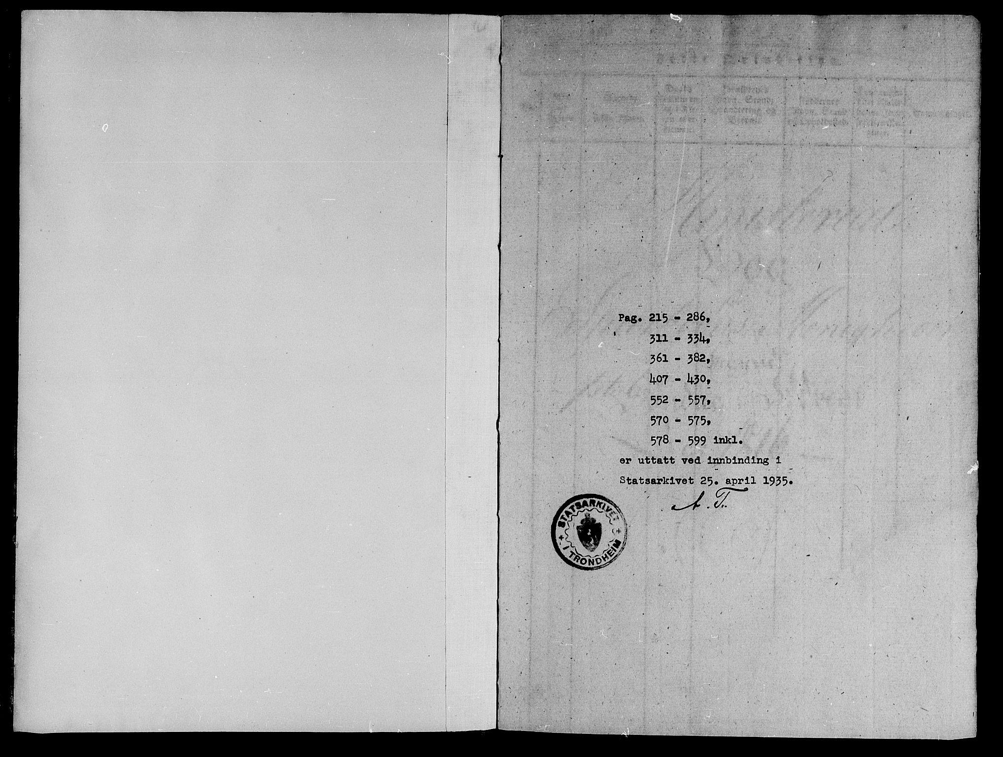 SAT, Ministerialprotokoller, klokkerbøker og fødselsregistre - Nord-Trøndelag, 735/L0333: Parish register (official) no. 735A04 /3, 1816-1825