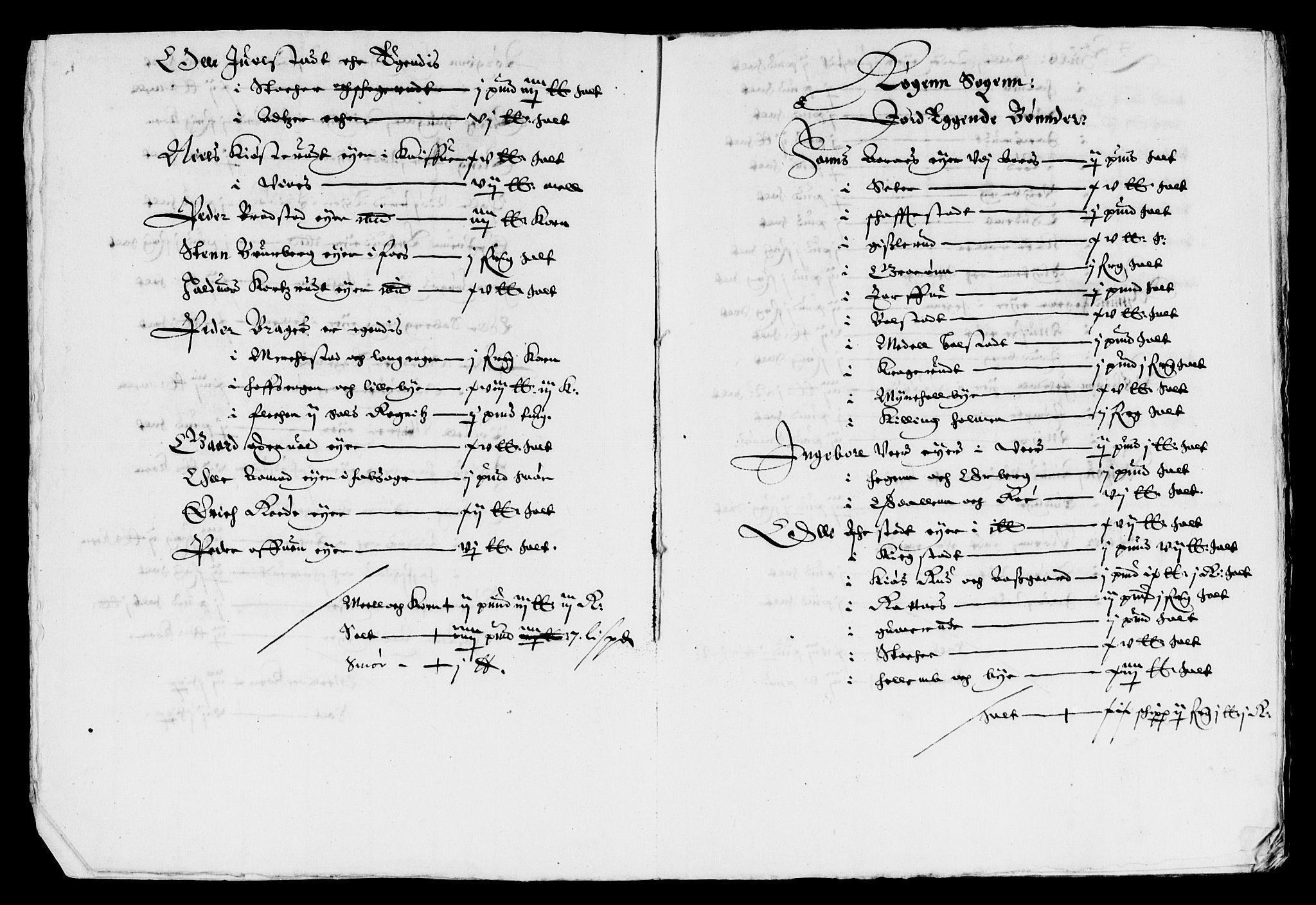 RA, Rentekammeret inntil 1814, Reviderte regnskaper, Lensregnskaper, R/Rb/Rba/L0134: Akershus len, 1637