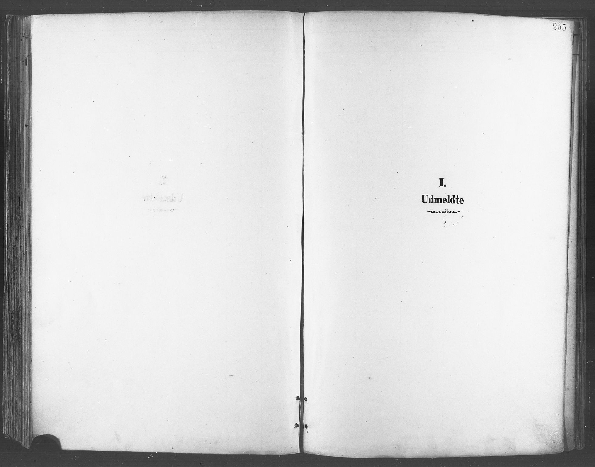 SATØ, Balsfjord sokneprestembete, Parish register (official) no. 5, 1884-1897, p. 255