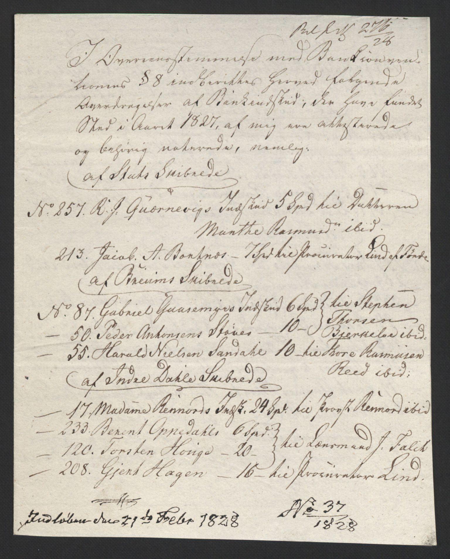 NOBA, Norges Bank/Sølvskatten 1816*, 1816-1828, p. 150