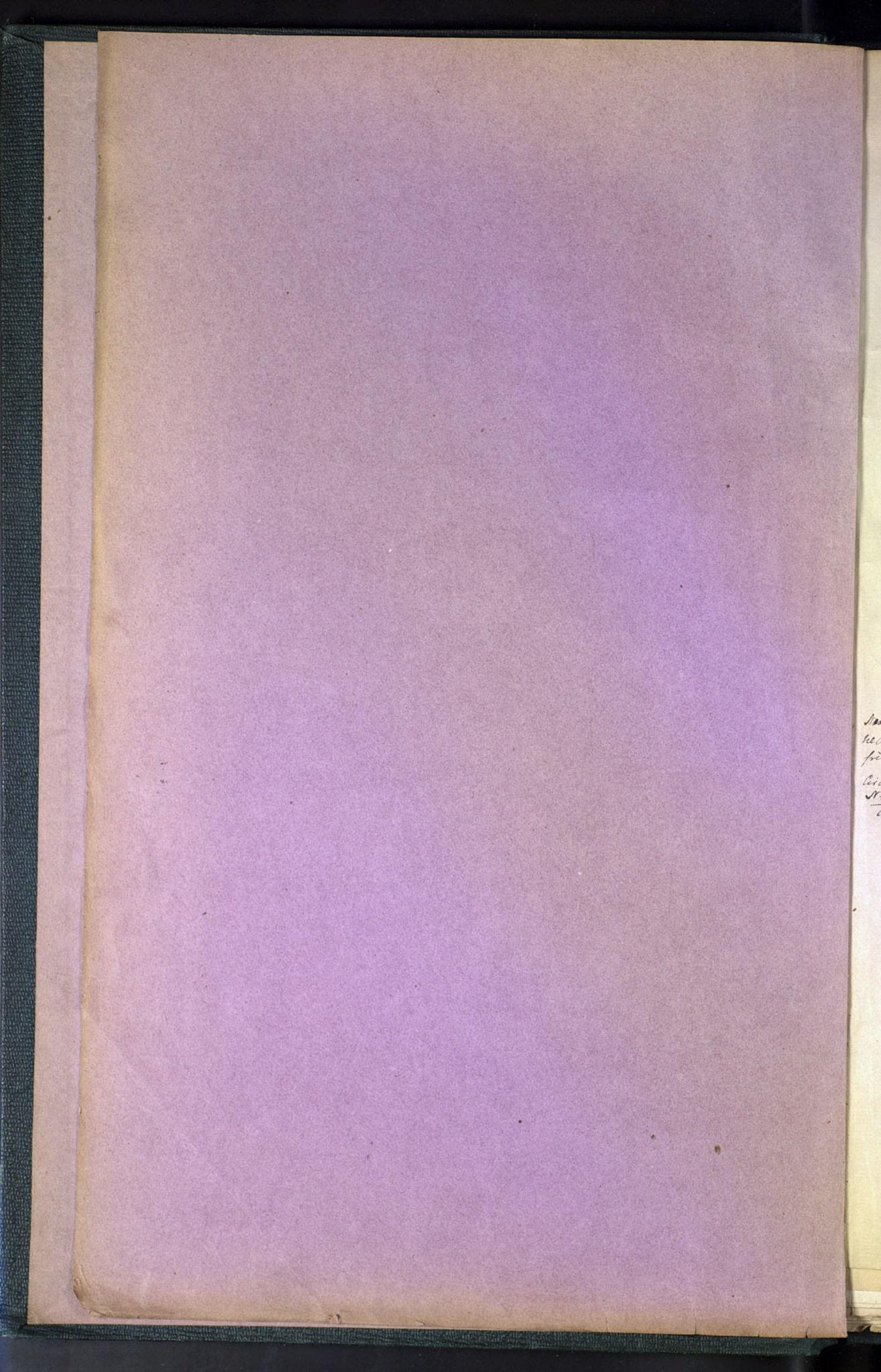 NOPO, Norges Postmuseums bibliotek, -/-: Sirkulærer fra Den Kongelige Norske Regjerings Postdepartement, 1861