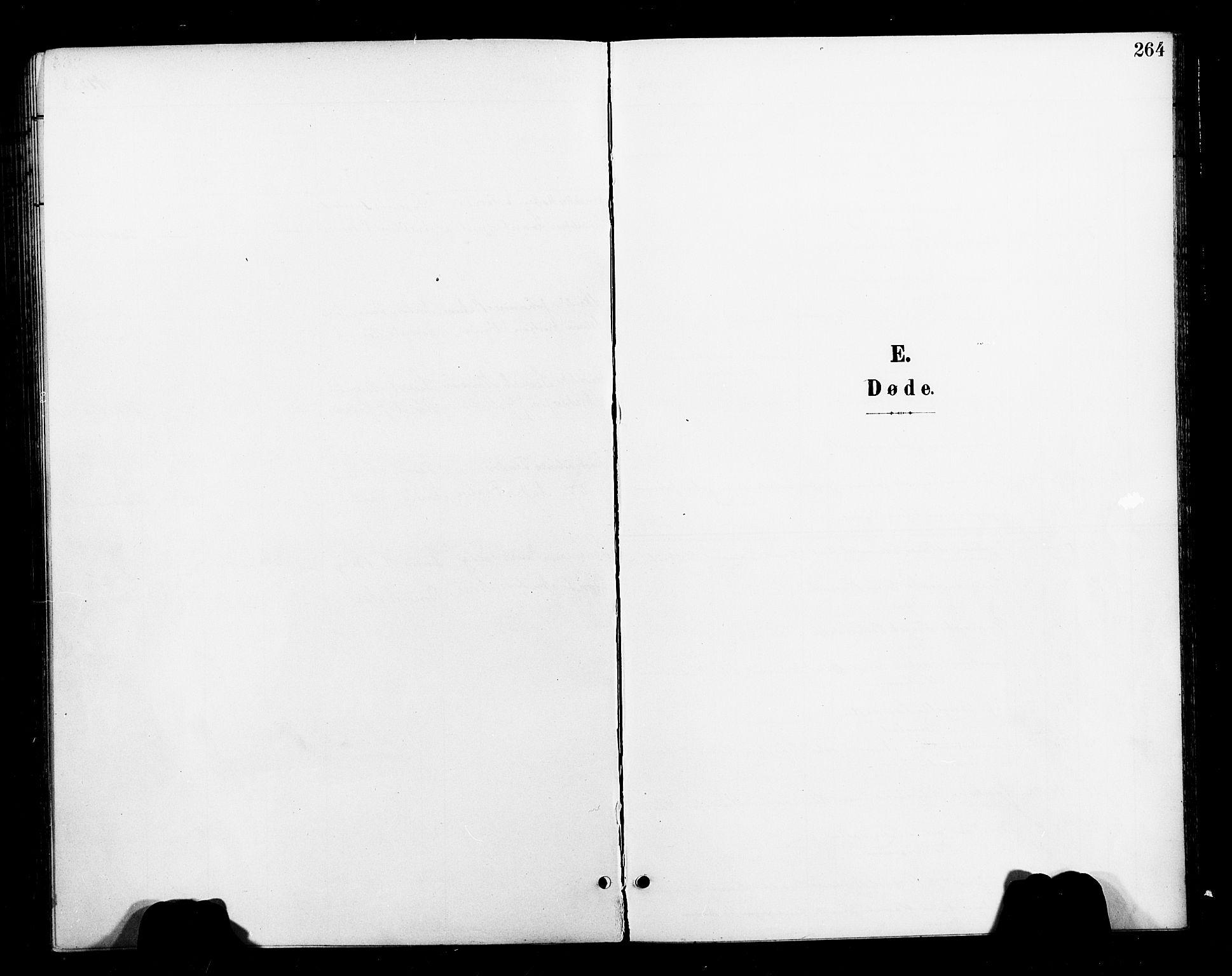 SAT, Ministerialprotokoller, klokkerbøker og fødselsregistre - Nord-Trøndelag, 730/L0302: Parish register (copy) no. 730C05, 1898-1924, p. 264