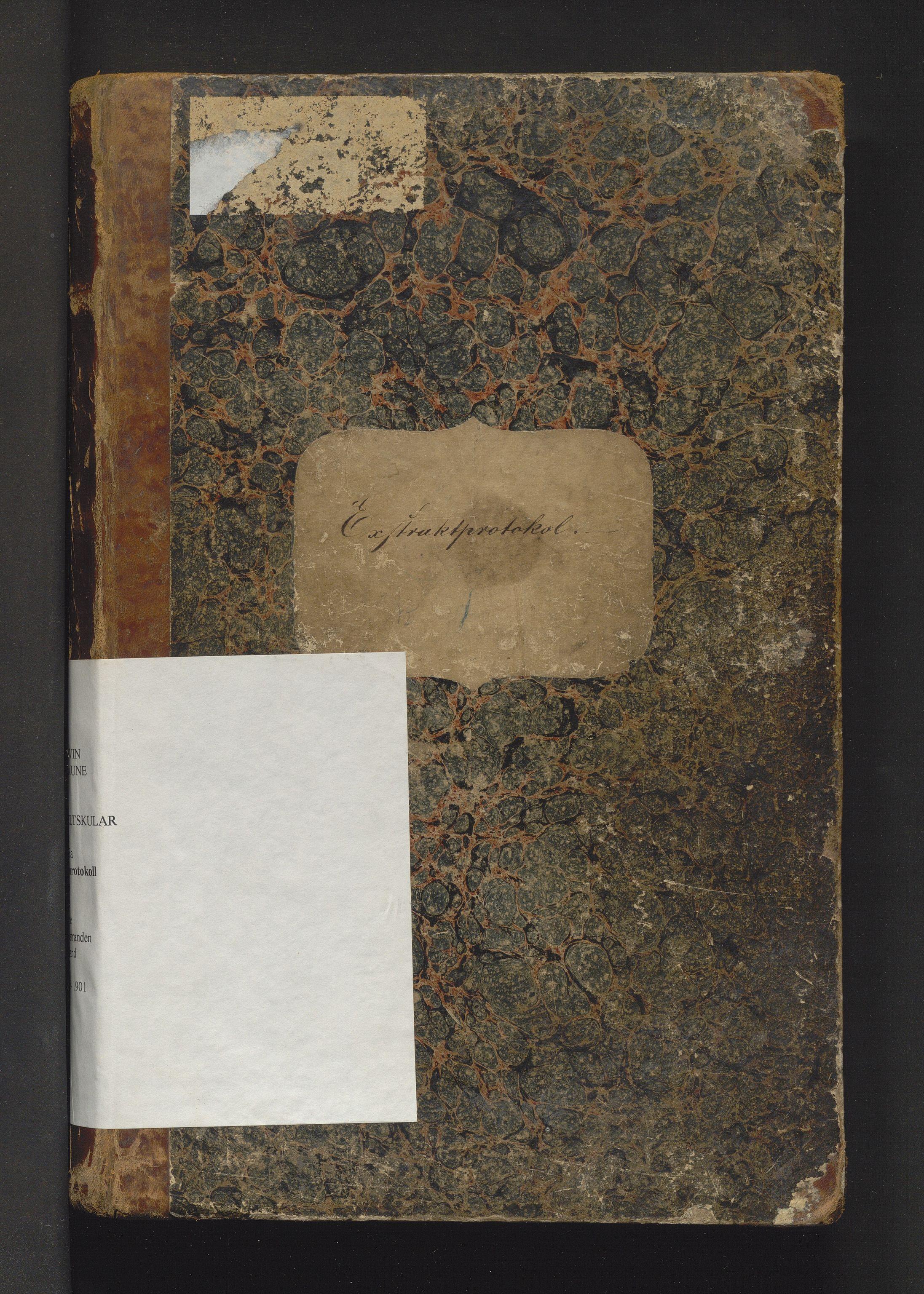 IKAH, Granvin herad. Barneskulane, F/Fa/L0005: Skuleprotokoll for Spilde, Jørdre, Aasene, Kirkestranden og Espeland krinsar i Ulvik prestegjeld, 1866-1901