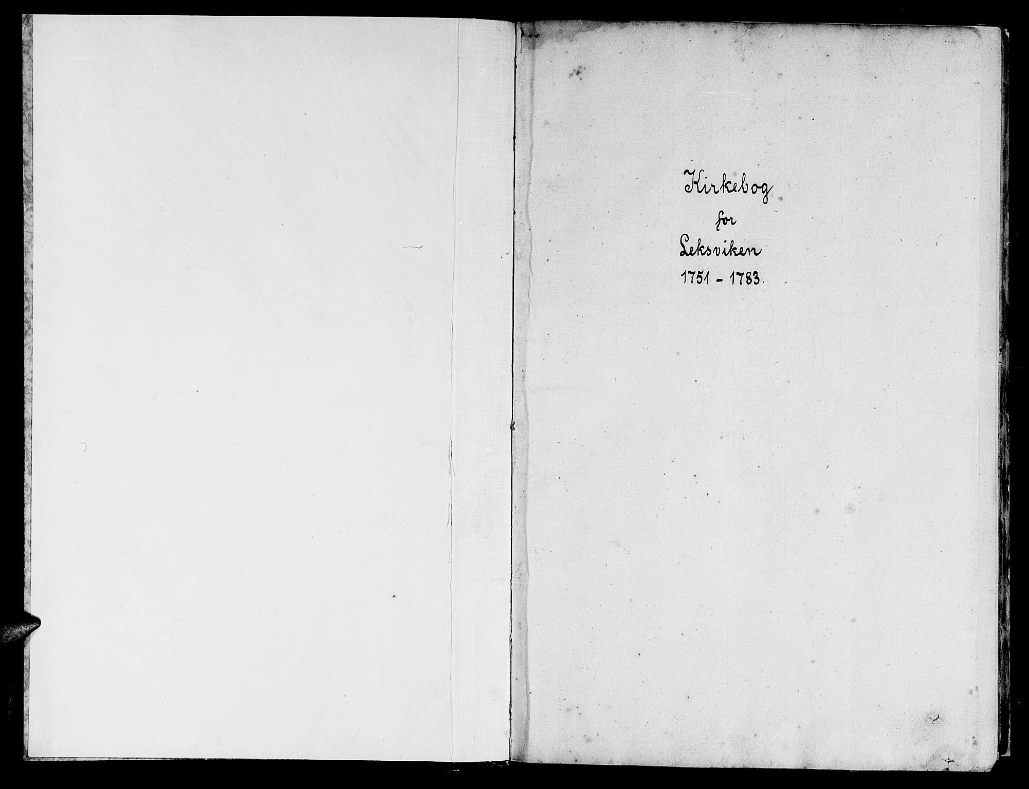 SAT, Ministerialprotokoller, klokkerbøker og fødselsregistre - Nord-Trøndelag, 701/L0003: Parish register (official) no. 701A03, 1751-1783