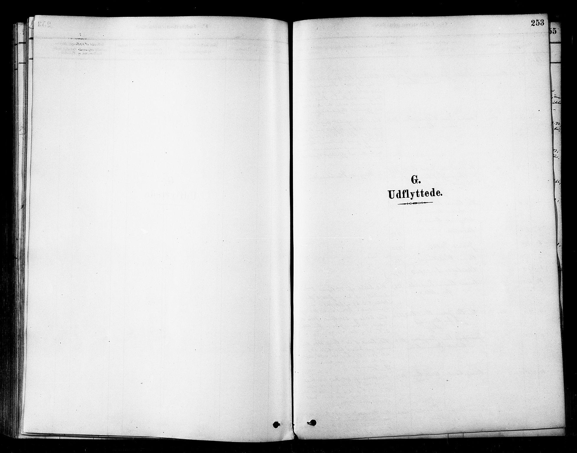 SATØ, Alta sokneprestembete, Parish register (official) no. 2, 1879-1892, p. 253