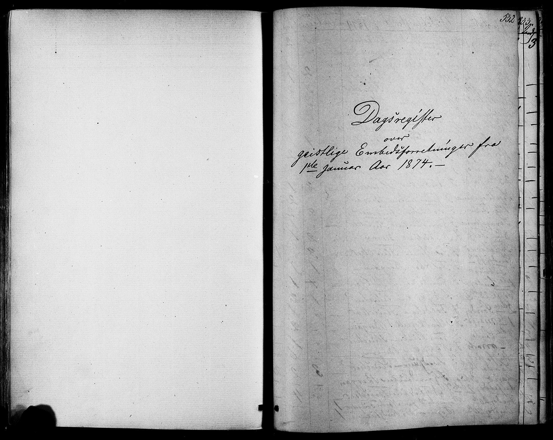 SAH, Østre Gausdal prestekontor, Parish register (official) no. 1, 1874-1886, p. 532