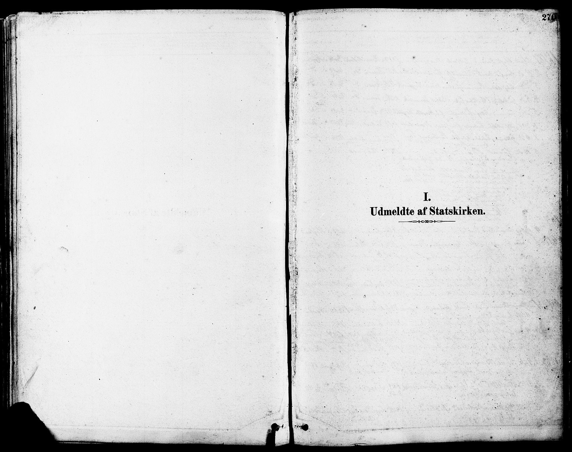 SAST, Høyland sokneprestkontor, 30BA/L0011: Parish register (official) no. A 10, 1878-1888, p. 270