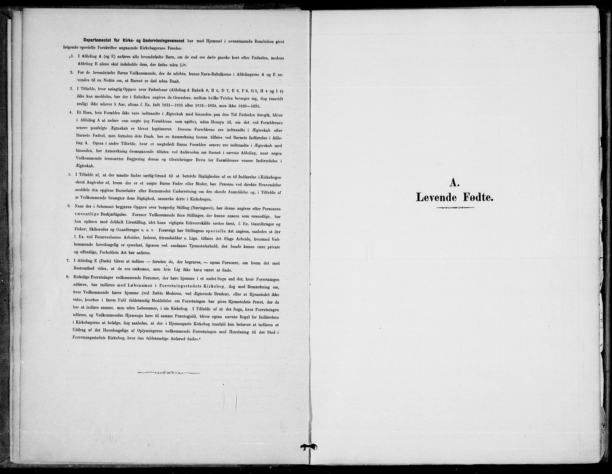 SAT, Ministerialprotokoller, klokkerbøker og fødselsregistre - Nordland, 825/L0362: Parish register (official) no. 825A16, 1886-1908