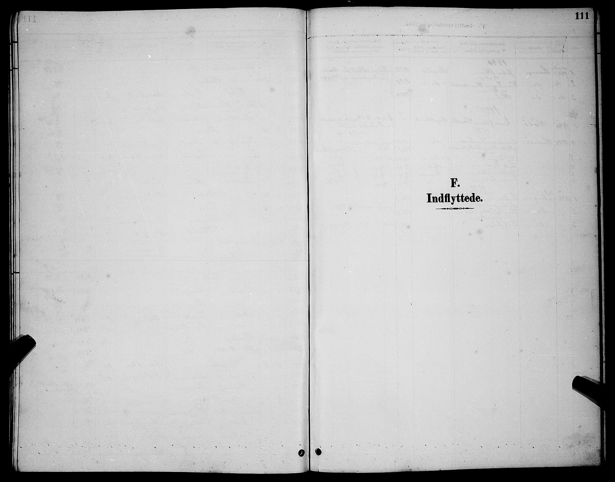 SATØ, Tranøy sokneprestkontor, I/Ia/Iab/L0004klokker: Parish register (copy) no. 4, 1888-1901, p. 111