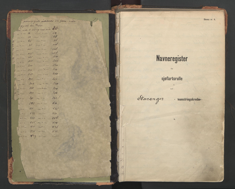 SAST, Stavanger sjømannskontor*, 1921-1947, p. 2