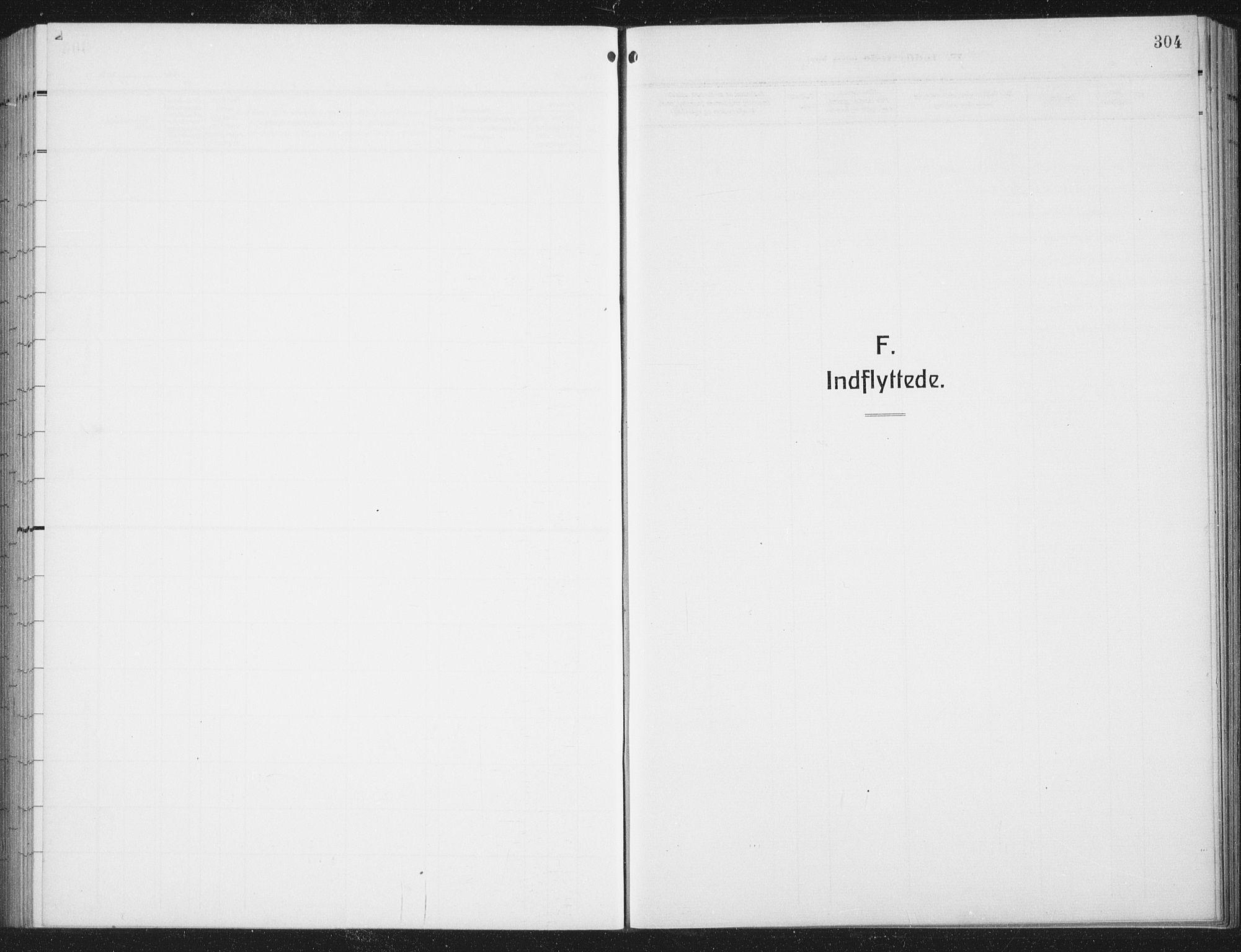 SAT, Ministerialprotokoller, klokkerbøker og fødselsregistre - Nordland, 876/L1106: Parish register (copy) no. 876C05, 1915-1942, p. 304