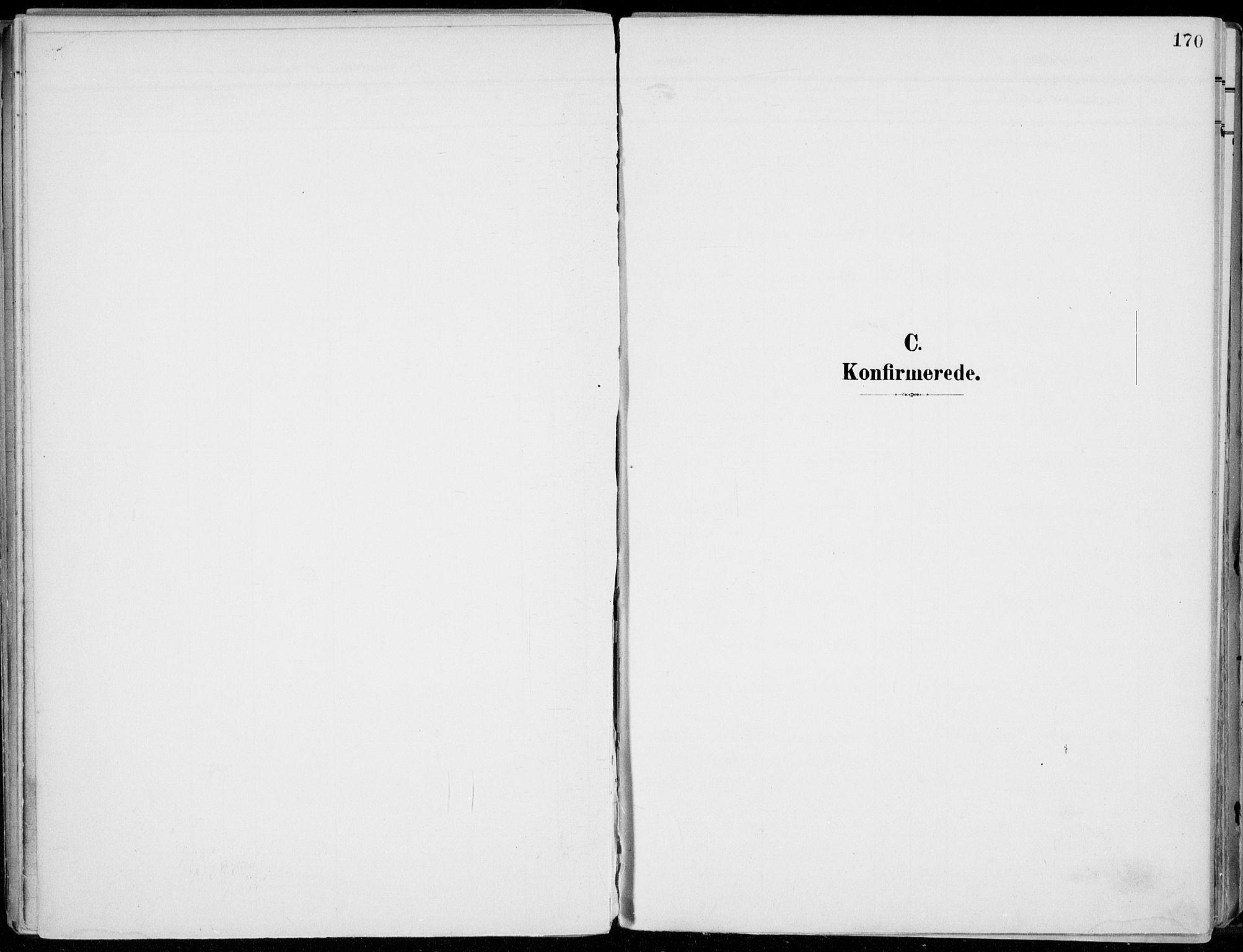 SAH, Lillehammer prestekontor, H/Ha/Haa/L0001: Parish register (official) no. 1, 1901-1916, p. 170