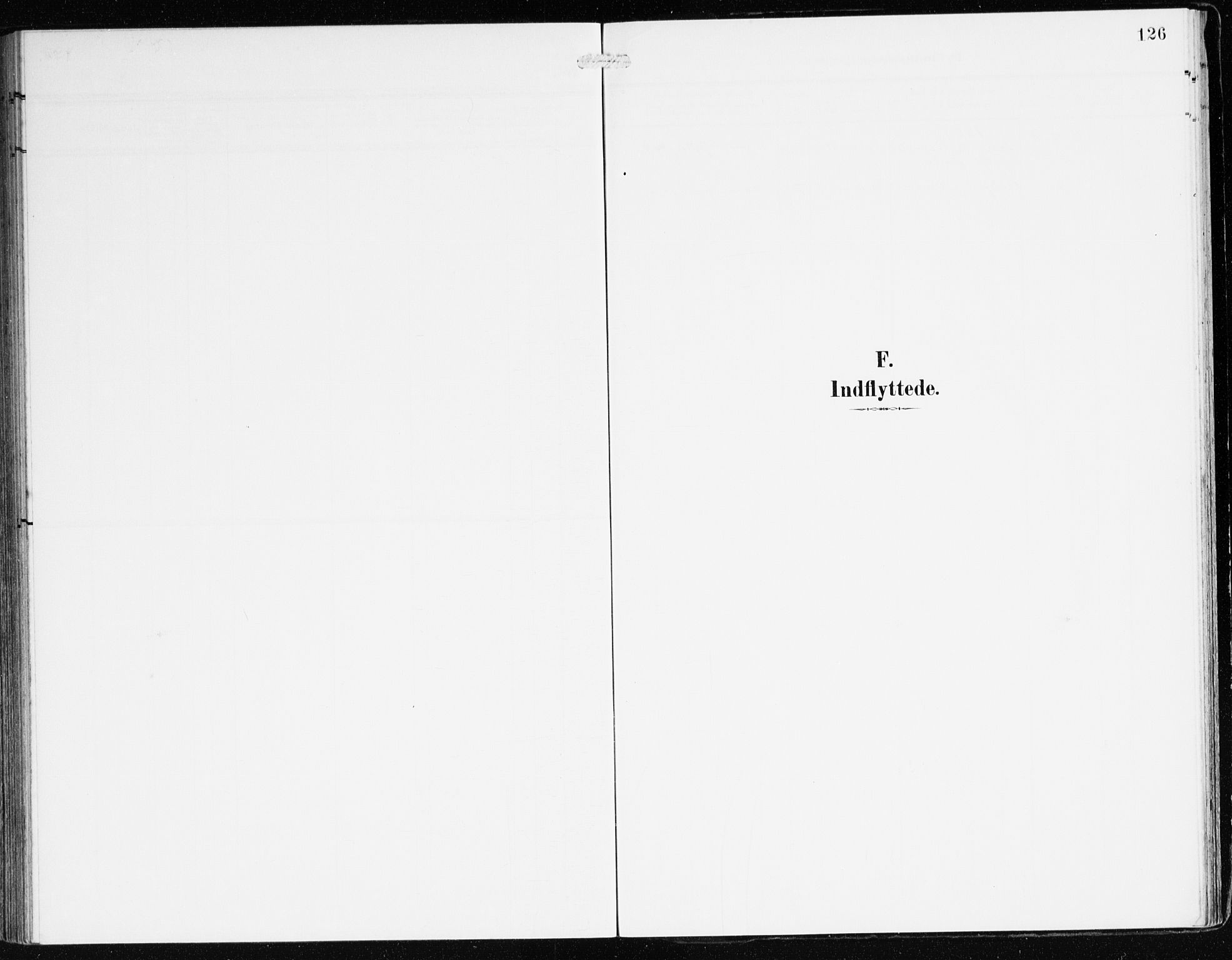 SAB, Bremanger Sokneprestembete, H/Haa: Parish register (official) no. B 3, 1908-1925, p. 126