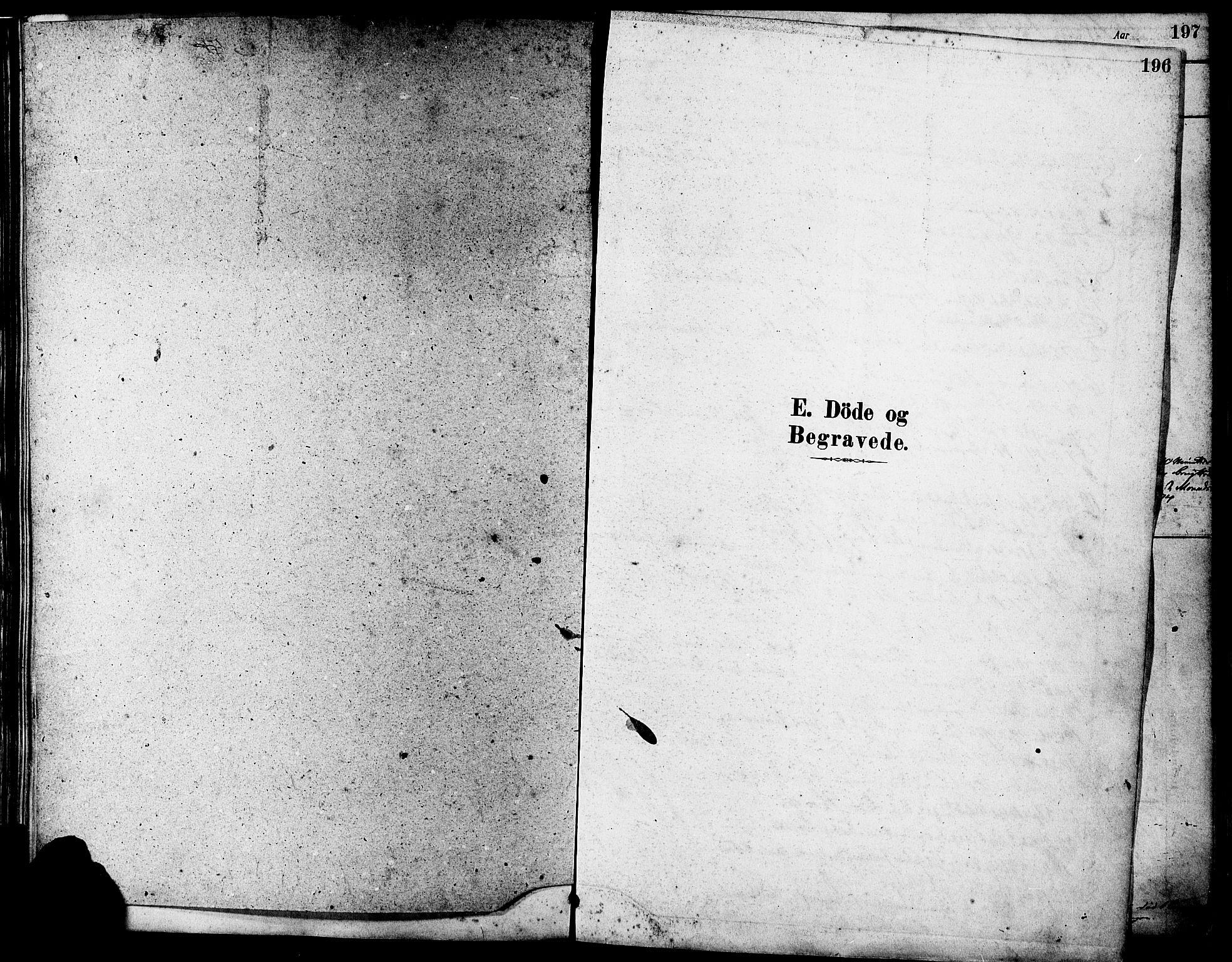 SAST, Høyland sokneprestkontor, 30BA/L0011: Parish register (official) no. A 10, 1878-1888, p. 196