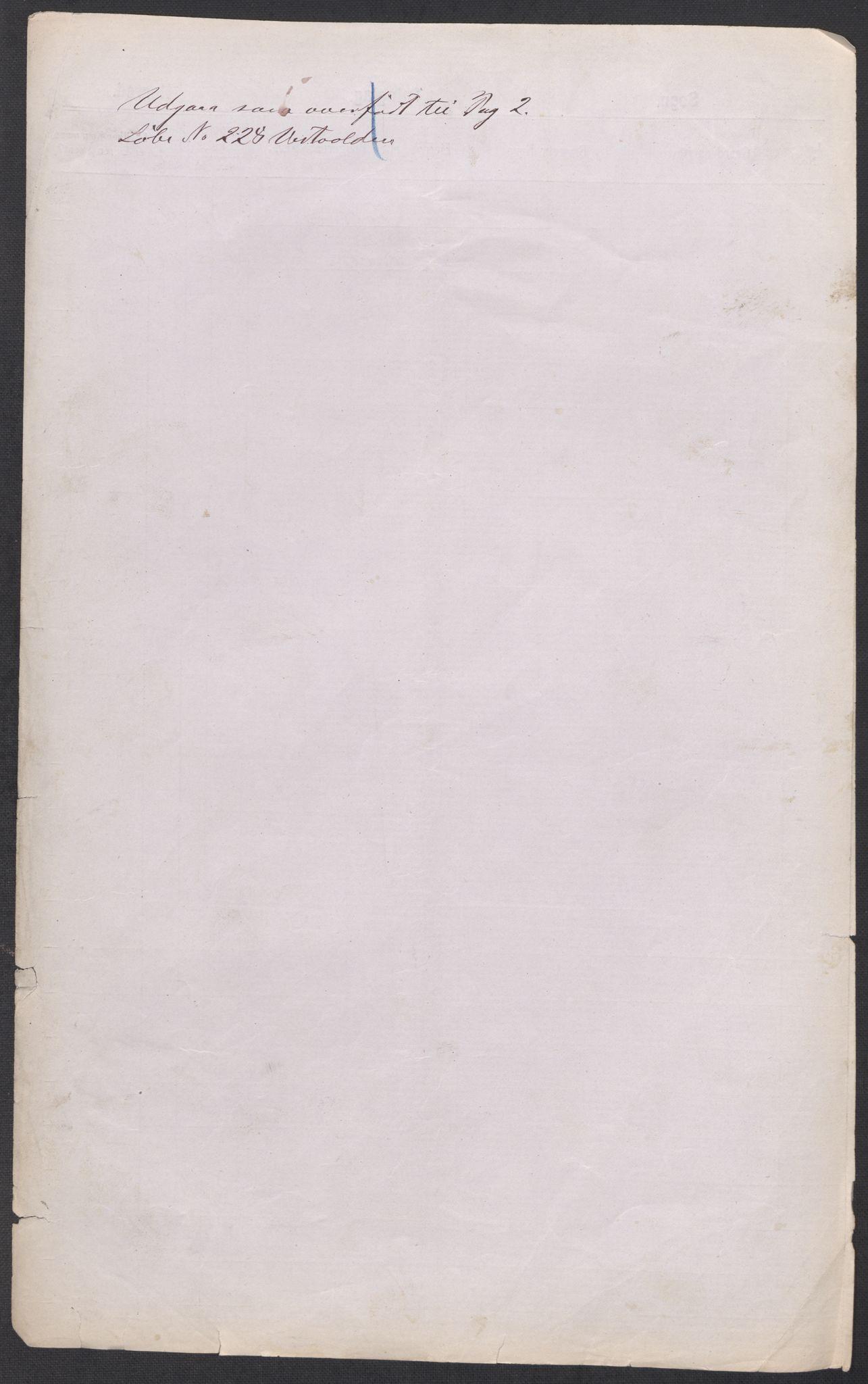 RA, 1875 census for 0227P Fet, 1875, p. 43