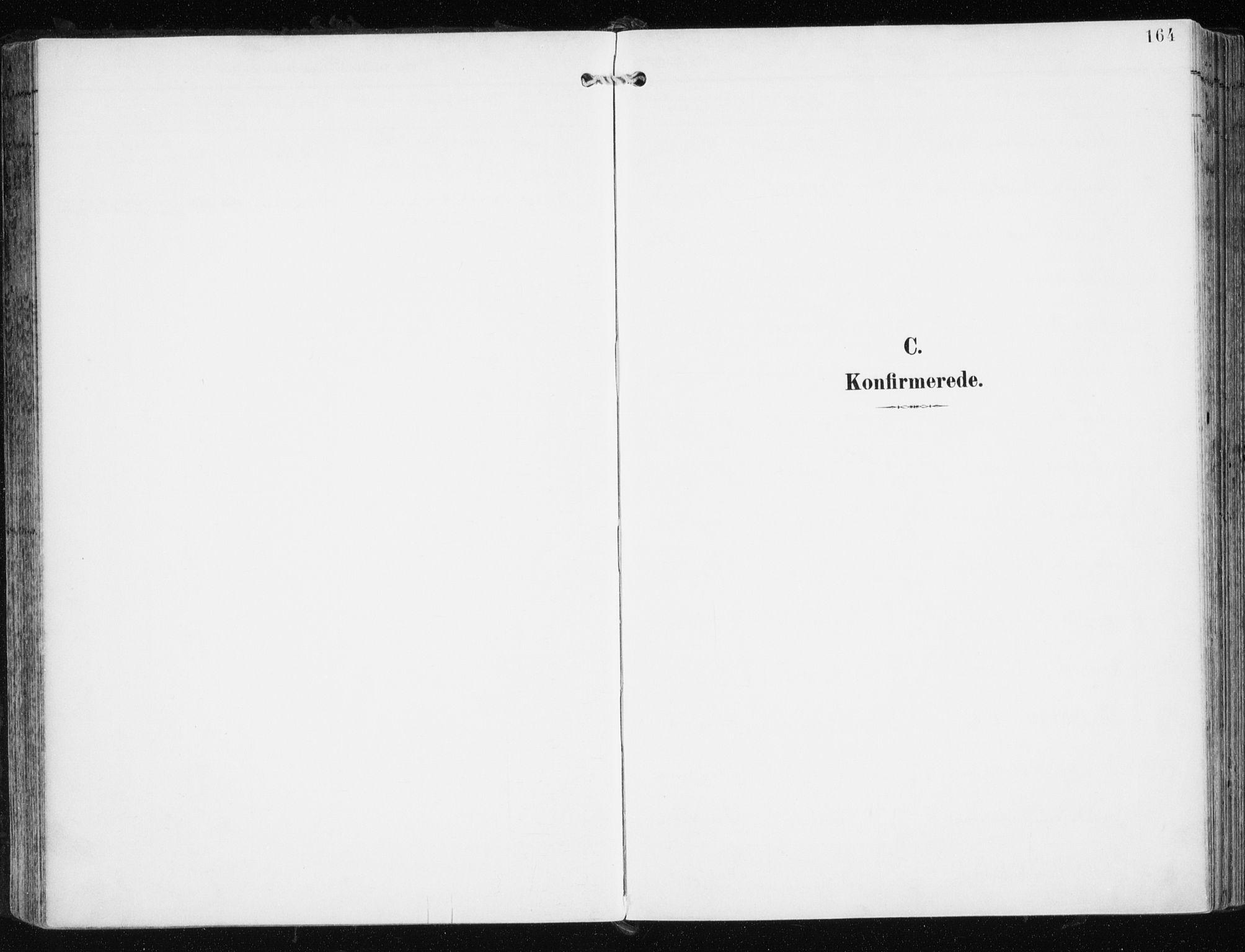 SATØ, Tromsøysund sokneprestkontor, G/Ga/L0006kirke: Parish register (official) no. 6, 1897-1906, p. 164