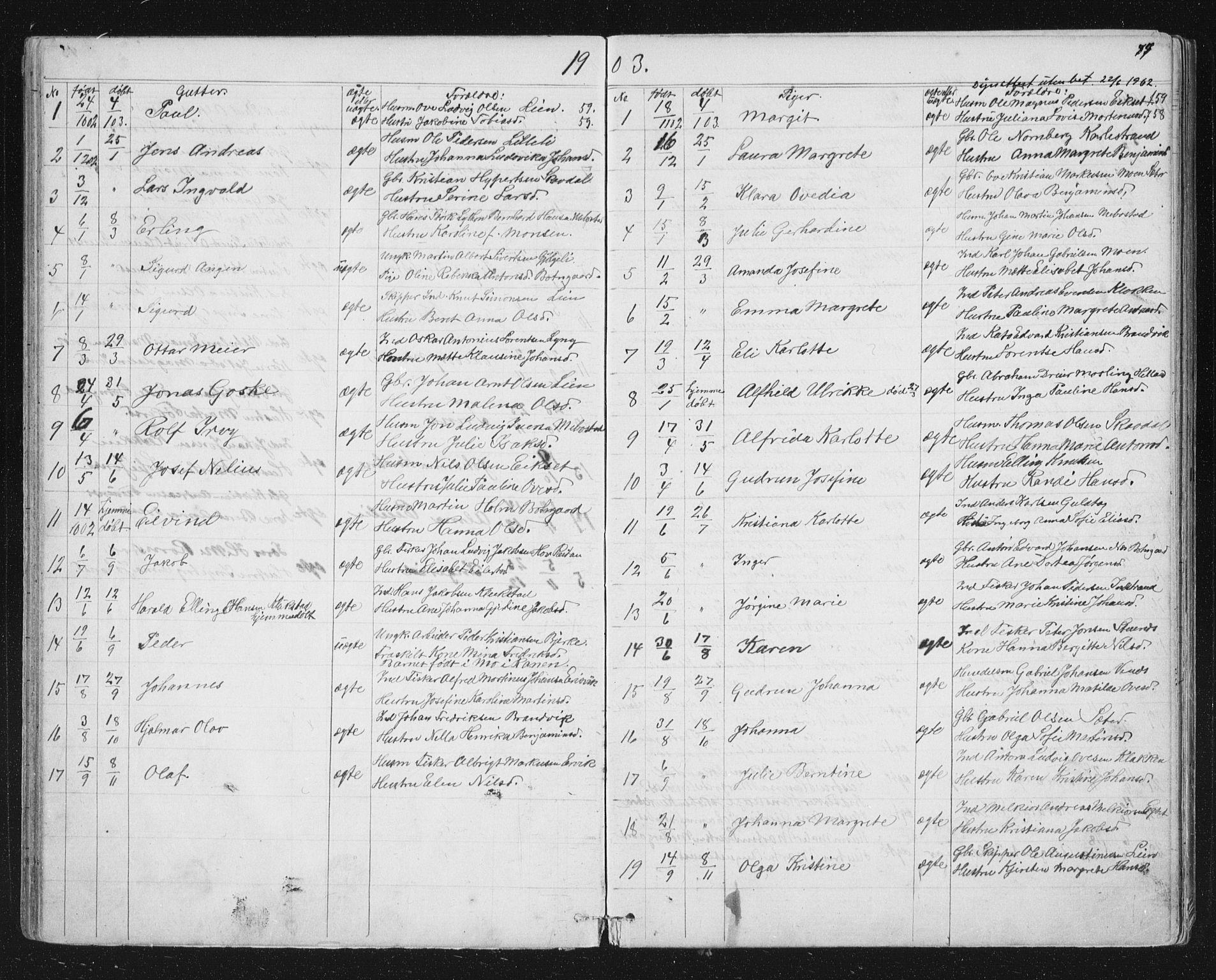 SAT, Ministerialprotokoller, klokkerbøker og fødselsregistre - Sør-Trøndelag, 651/L0647: Parish register (copy) no. 651C01, 1866-1914, p. 44