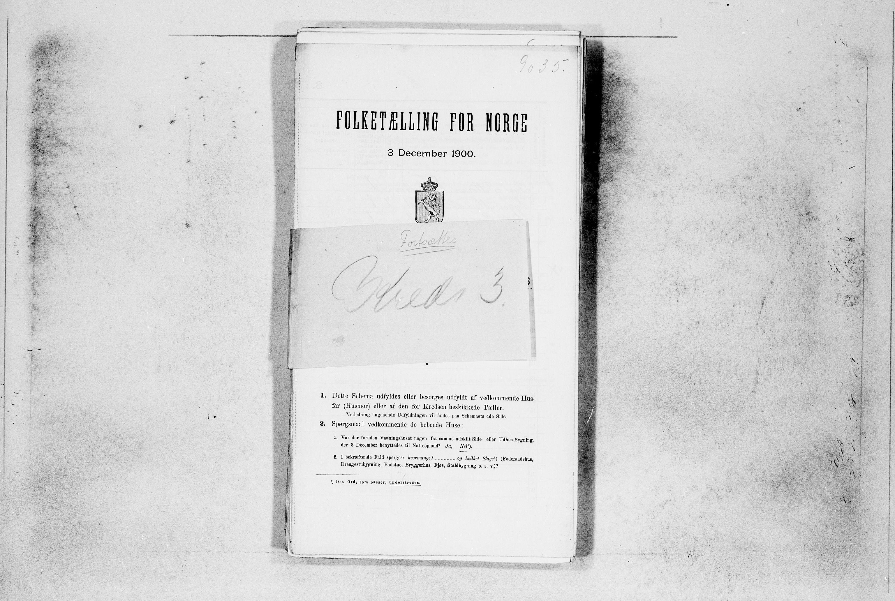 SAB, 1900 census for Manger, 1900, p. 382