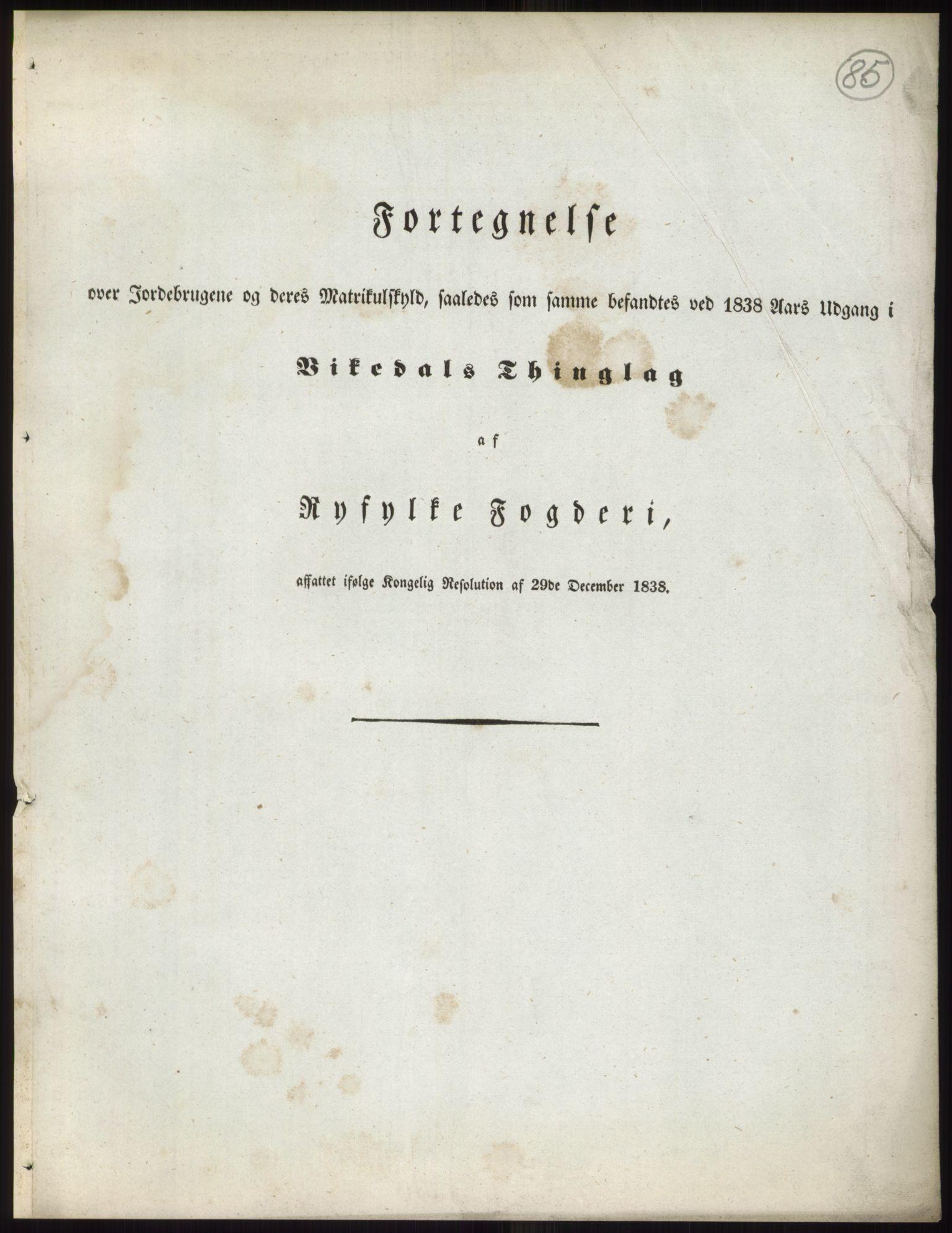 PUBL, Andre publikasjoner, -/Bind 10: Stavanger amt, 1838, p. 130