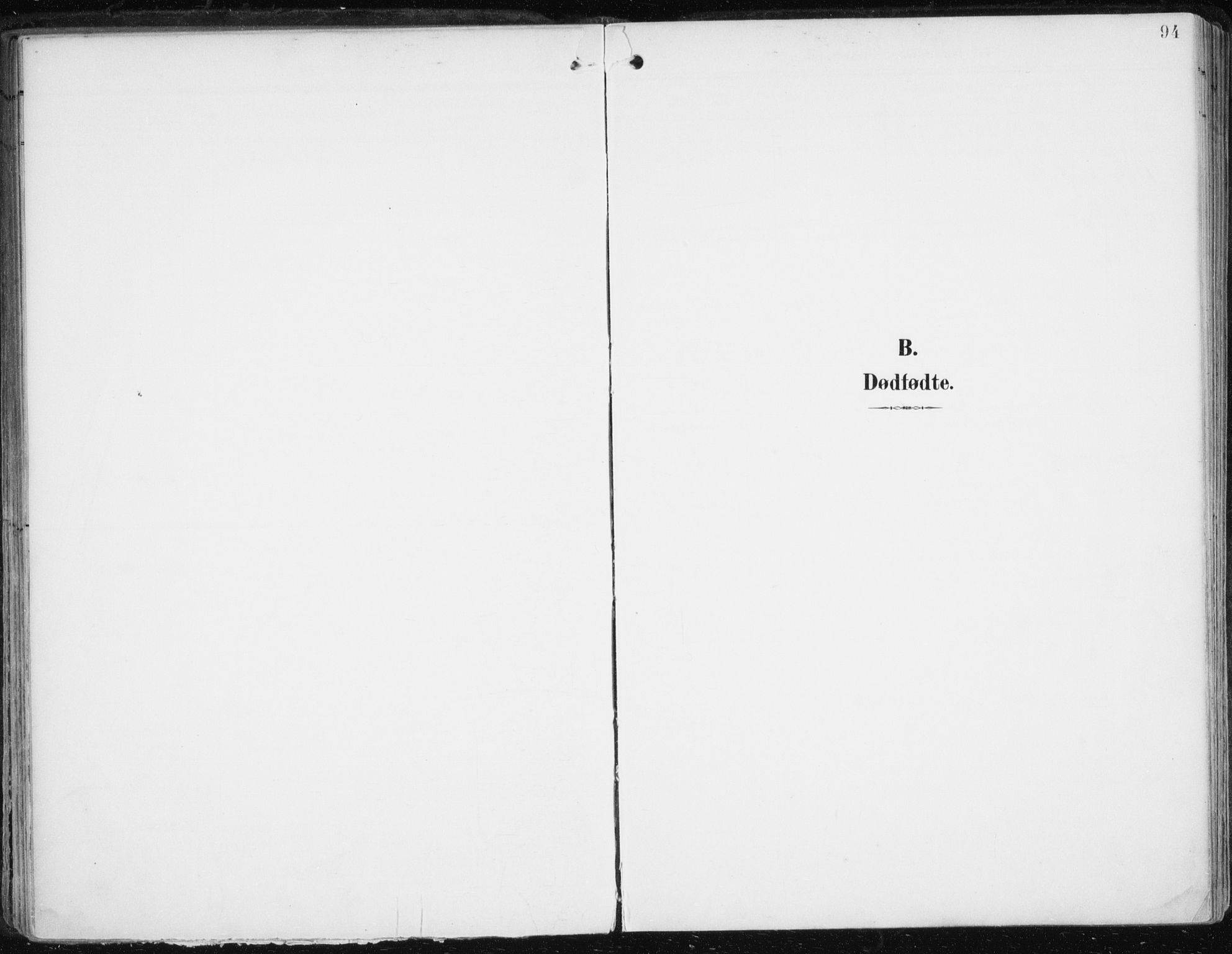 SATØ, Balsfjord sokneprestembete, Parish register (official) no. 6, 1897-1909, p. 94