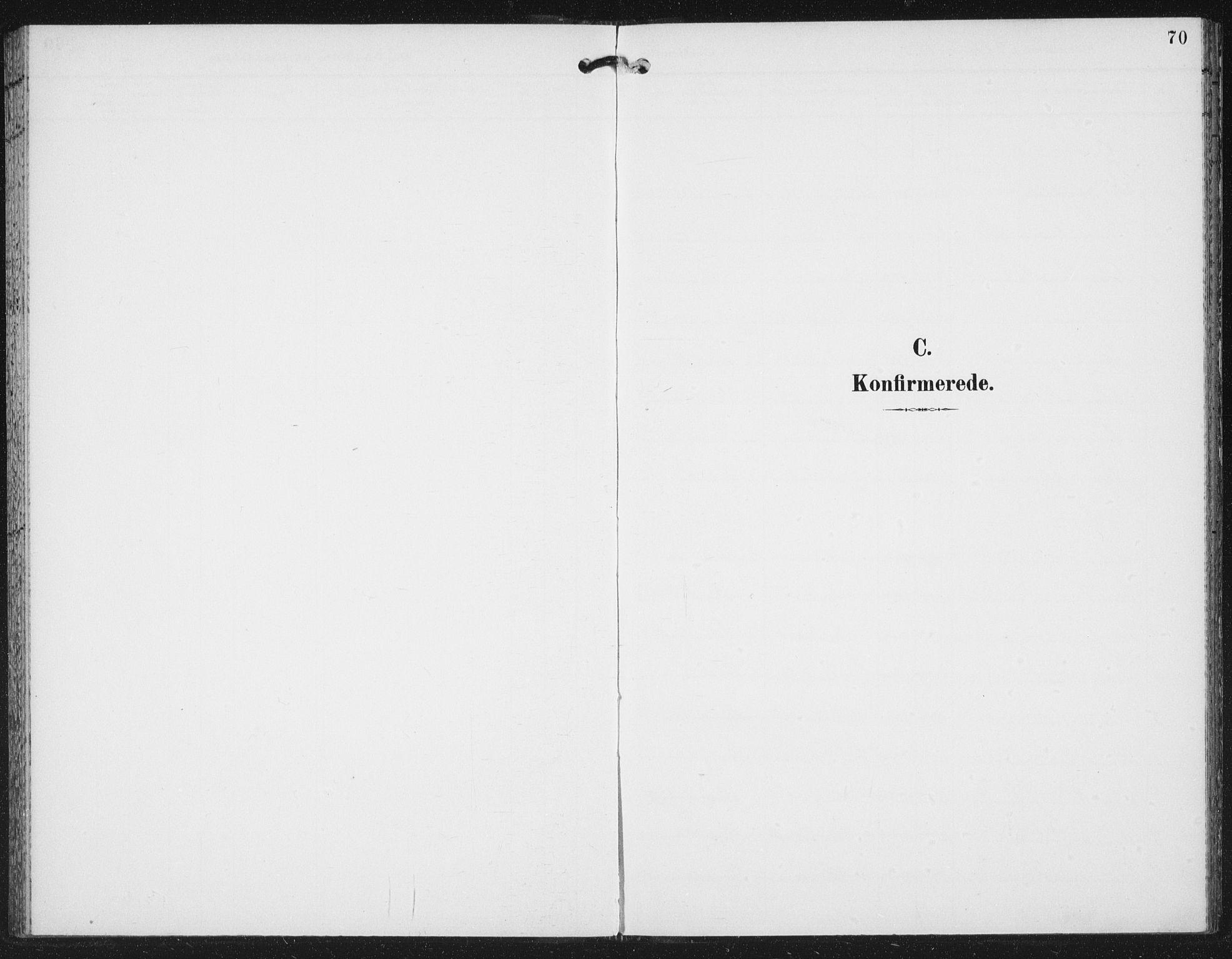 SAT, Ministerialprotokoller, klokkerbøker og fødselsregistre - Nord-Trøndelag, 702/L0024: Parish register (official) no. 702A02, 1898-1914, p. 70