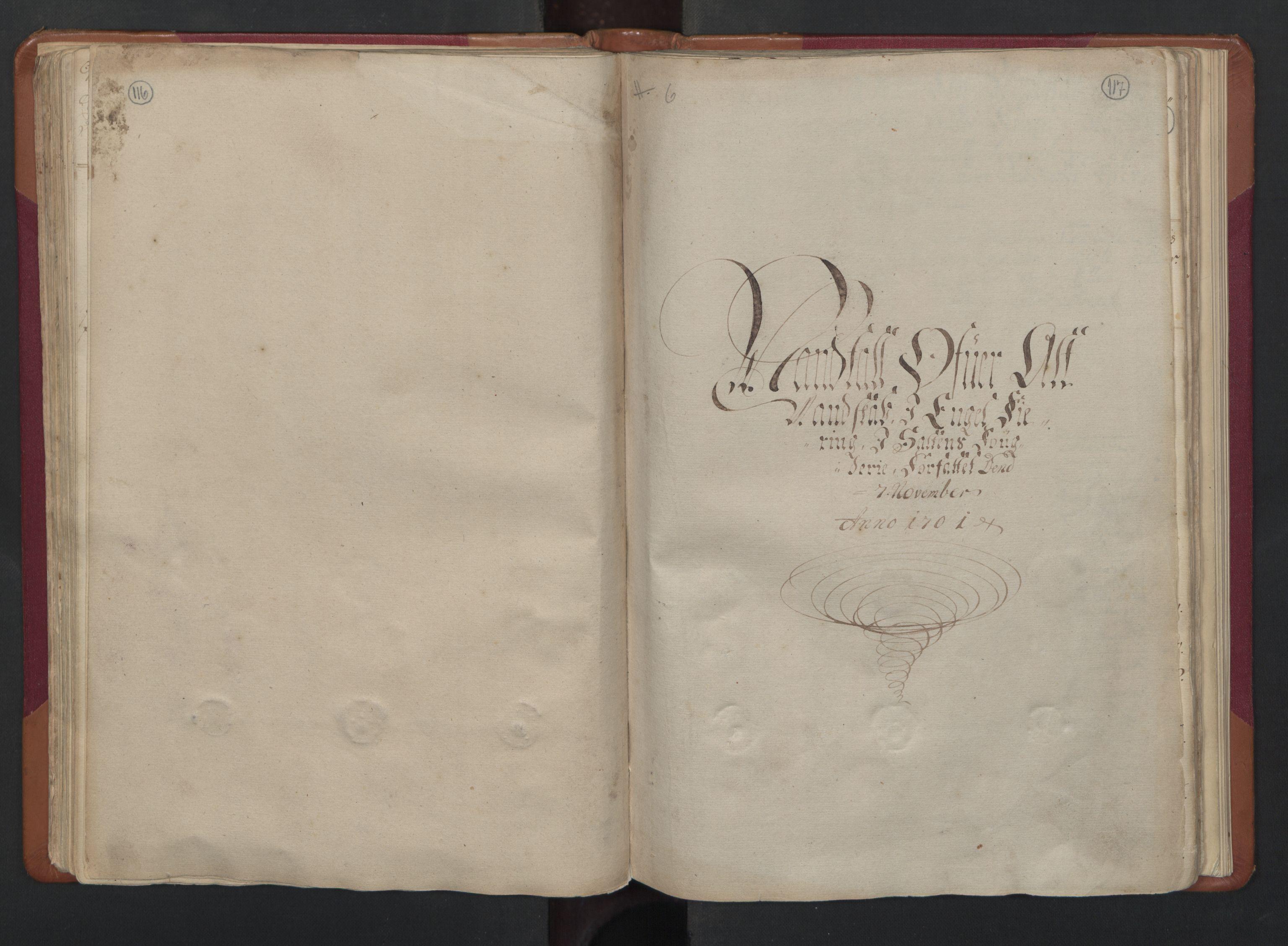 RA, Census (manntall) 1701, no. 17: Salten fogderi, 1701, p. 116-117