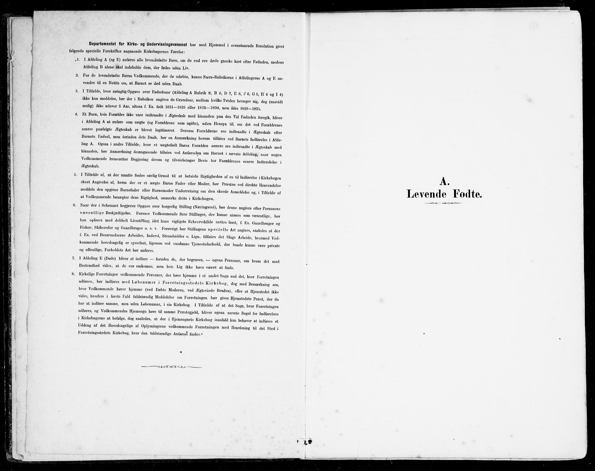 SAK, Herad sokneprestkontor, F/Fa/Fab/L0005: Parish register (official) no. A 5, 1886-1913