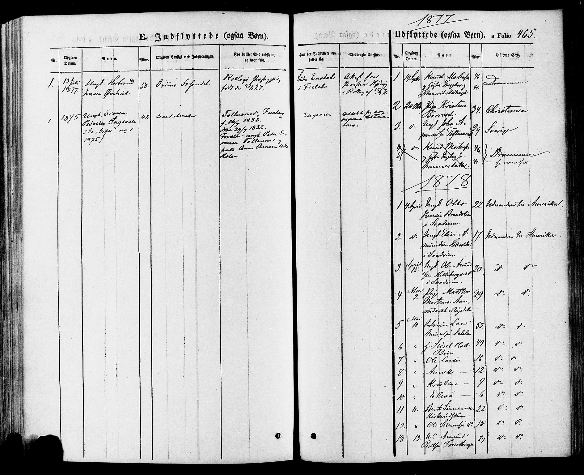 SAH, Gausdal prestekontor, Parish register (official) no. 10, 1867-1886, p. 465