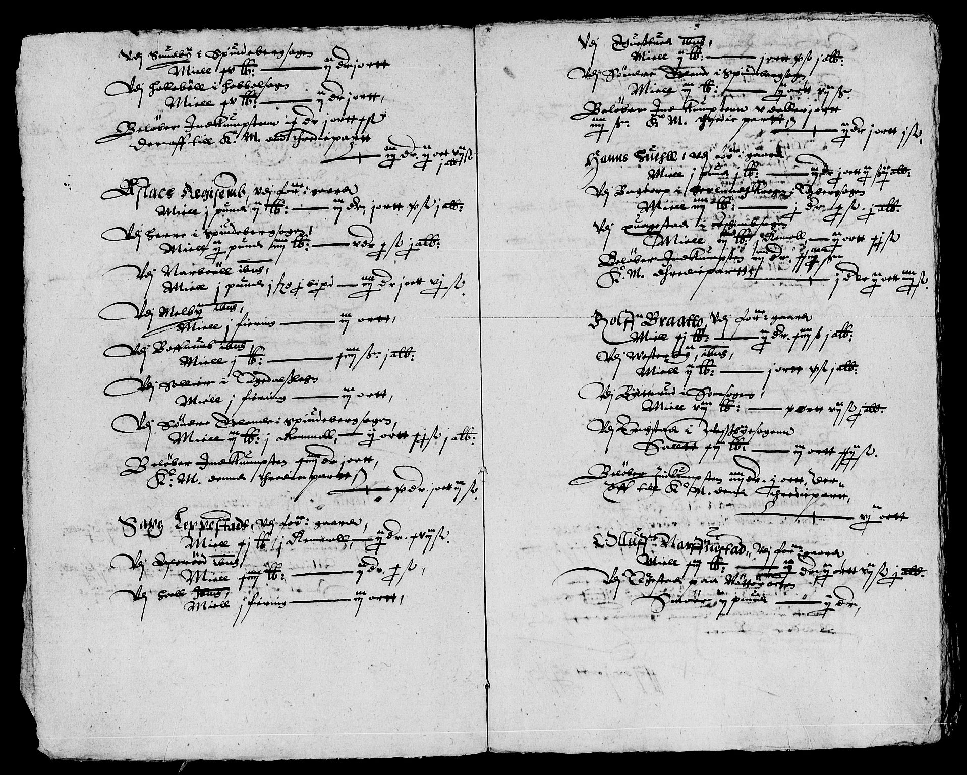 RA, Rentekammeret inntil 1814, Reviderte regnskaper, Lensregnskaper, R/Rb/Rba/L0075: Akershus len, 1625