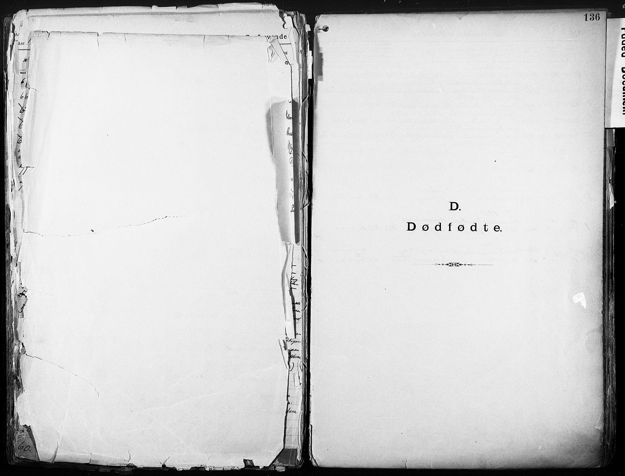 SAO, Sarpsborg metodistkirke, A/L0004: Dissenter register no. 4, 1892-1923, p. 136