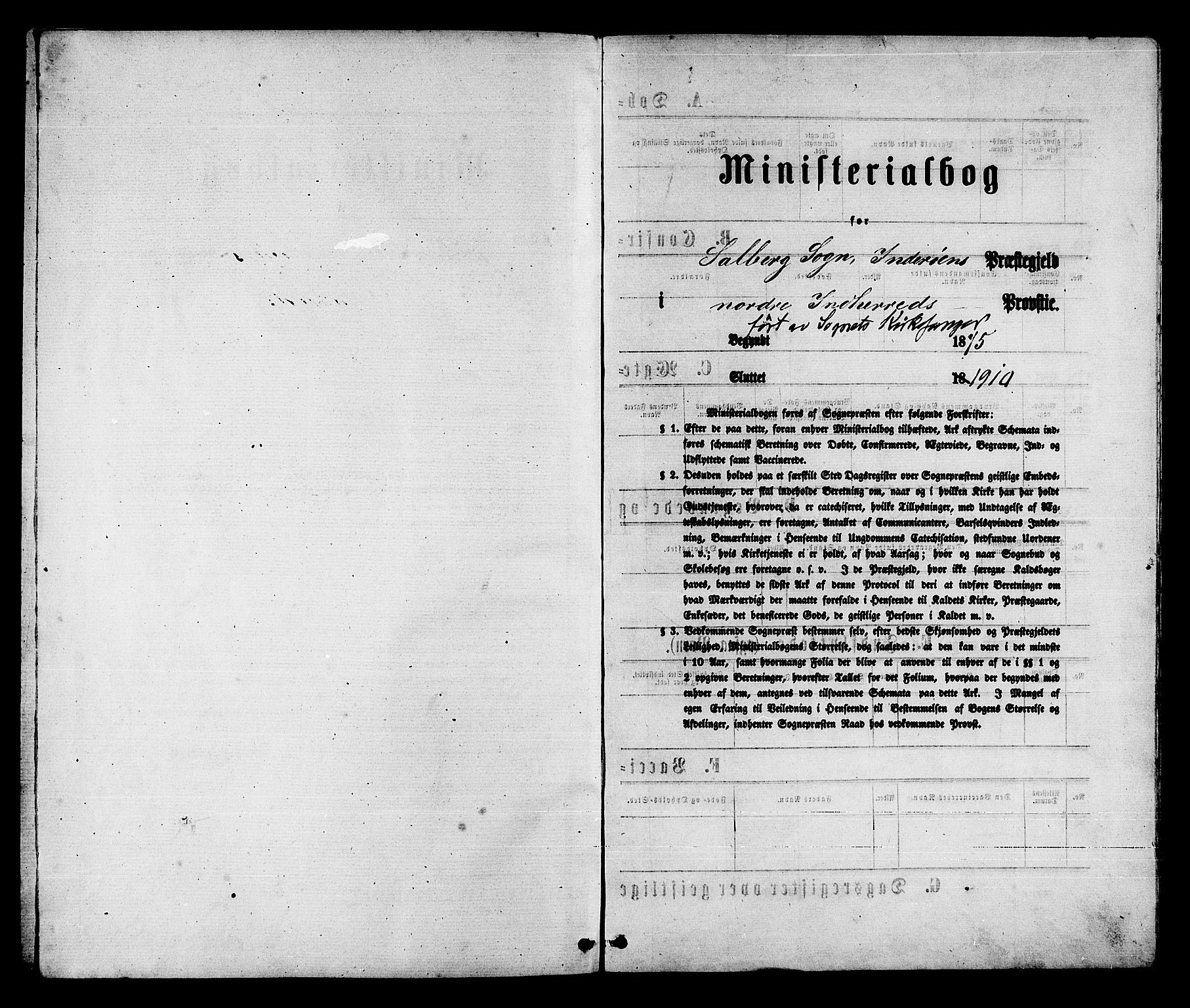 SAT, Ministerialprotokoller, klokkerbøker og fødselsregistre - Nord-Trøndelag, 731/L0311: Parish register (copy) no. 731C02, 1875-1911