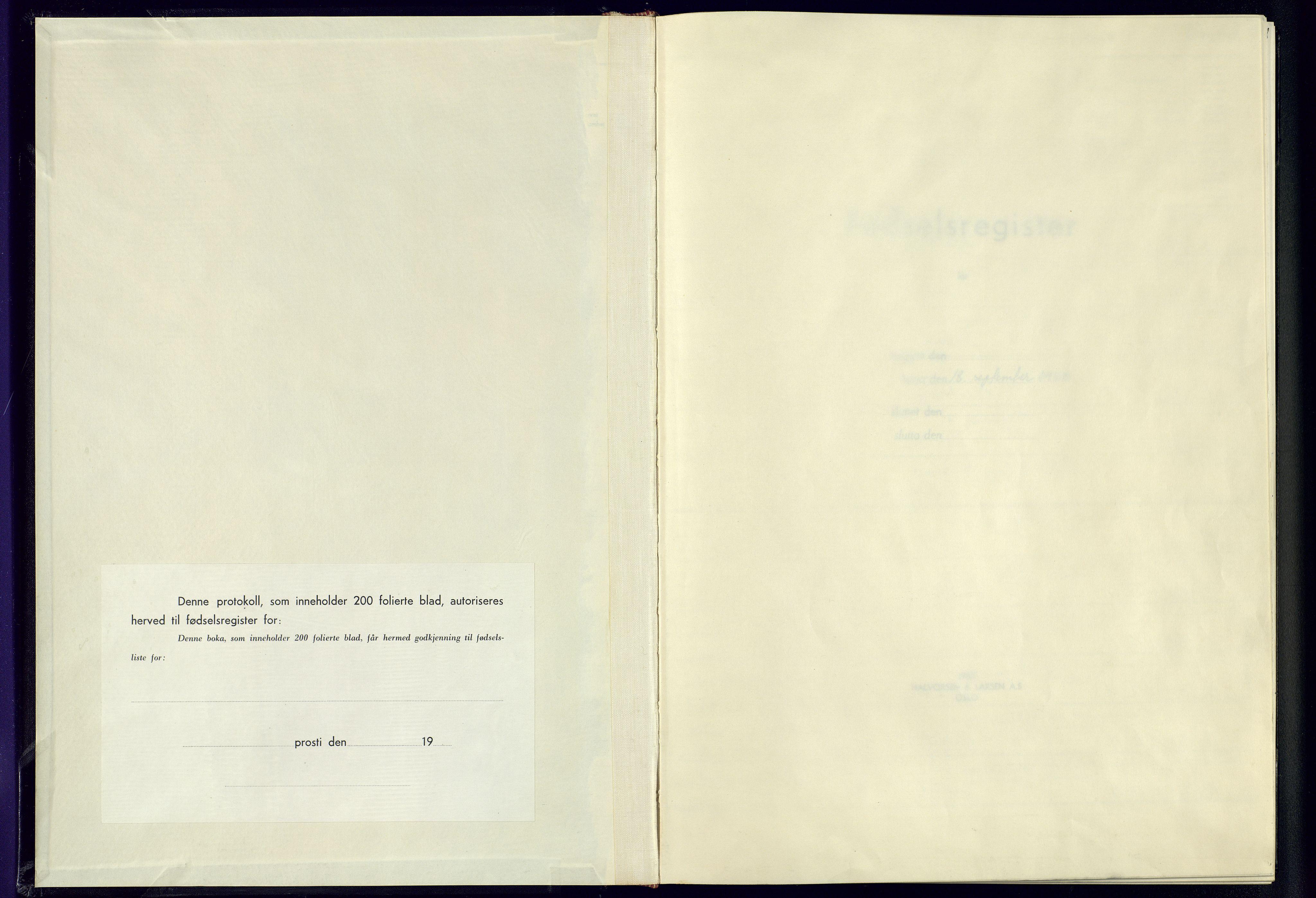 SAK, Evje sokneprestkontor, J/Jc/L0005: Birth register no. 5, 1968-1982